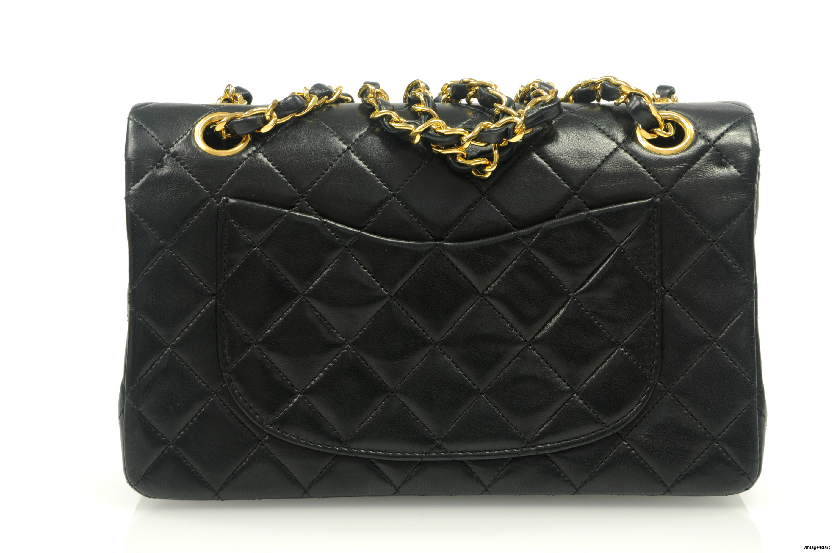 CHANEL Double Flap Small 115