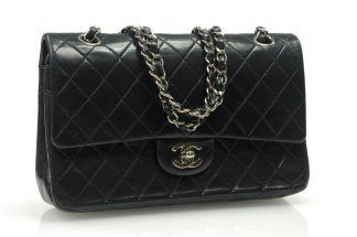 CHANEL Double Flap SHW - CHANEL Double Flap SHW