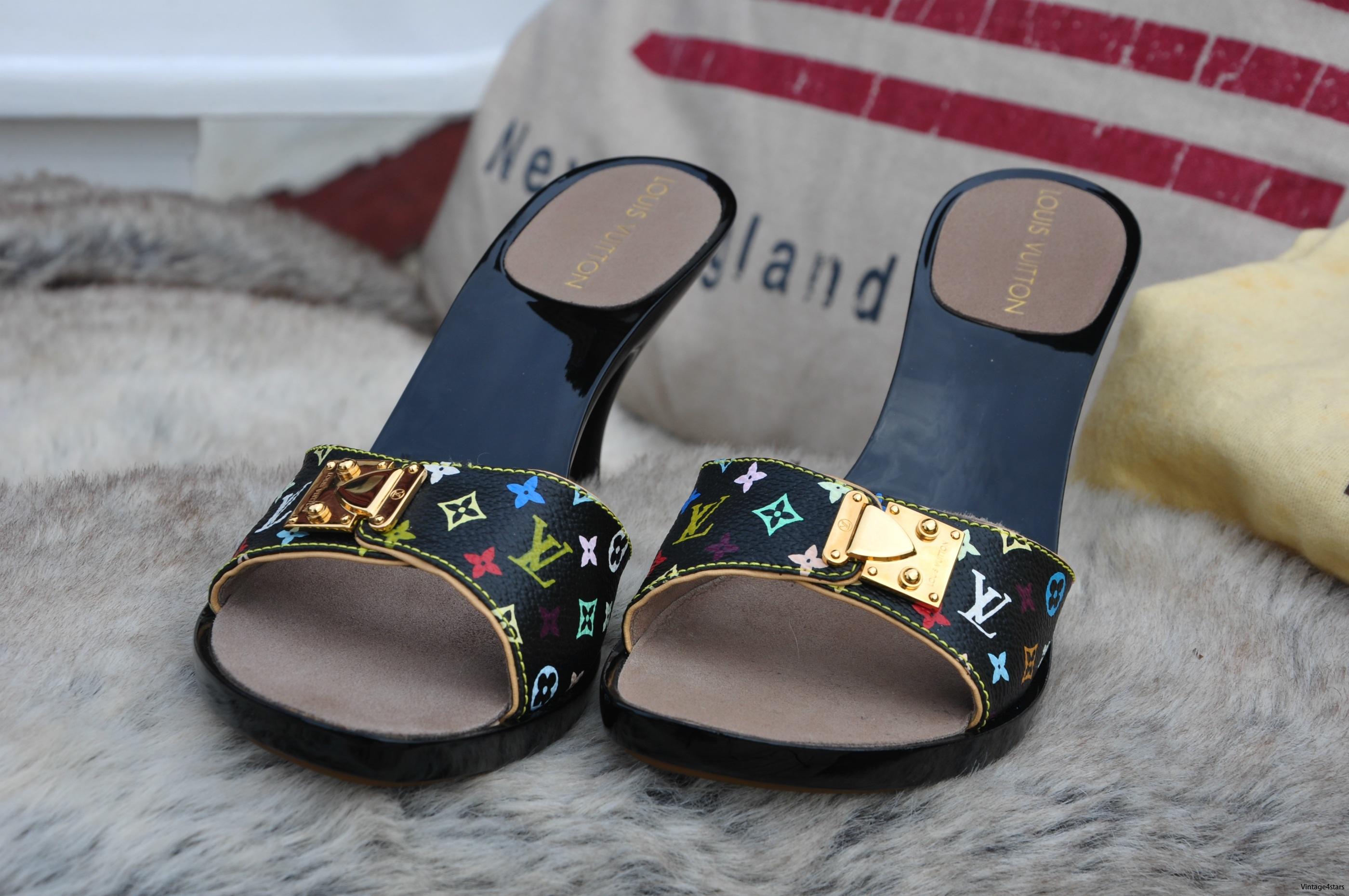 Louis Vuitton Sandals Murakami