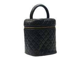 CHANEL Vanity Bag Lambskin