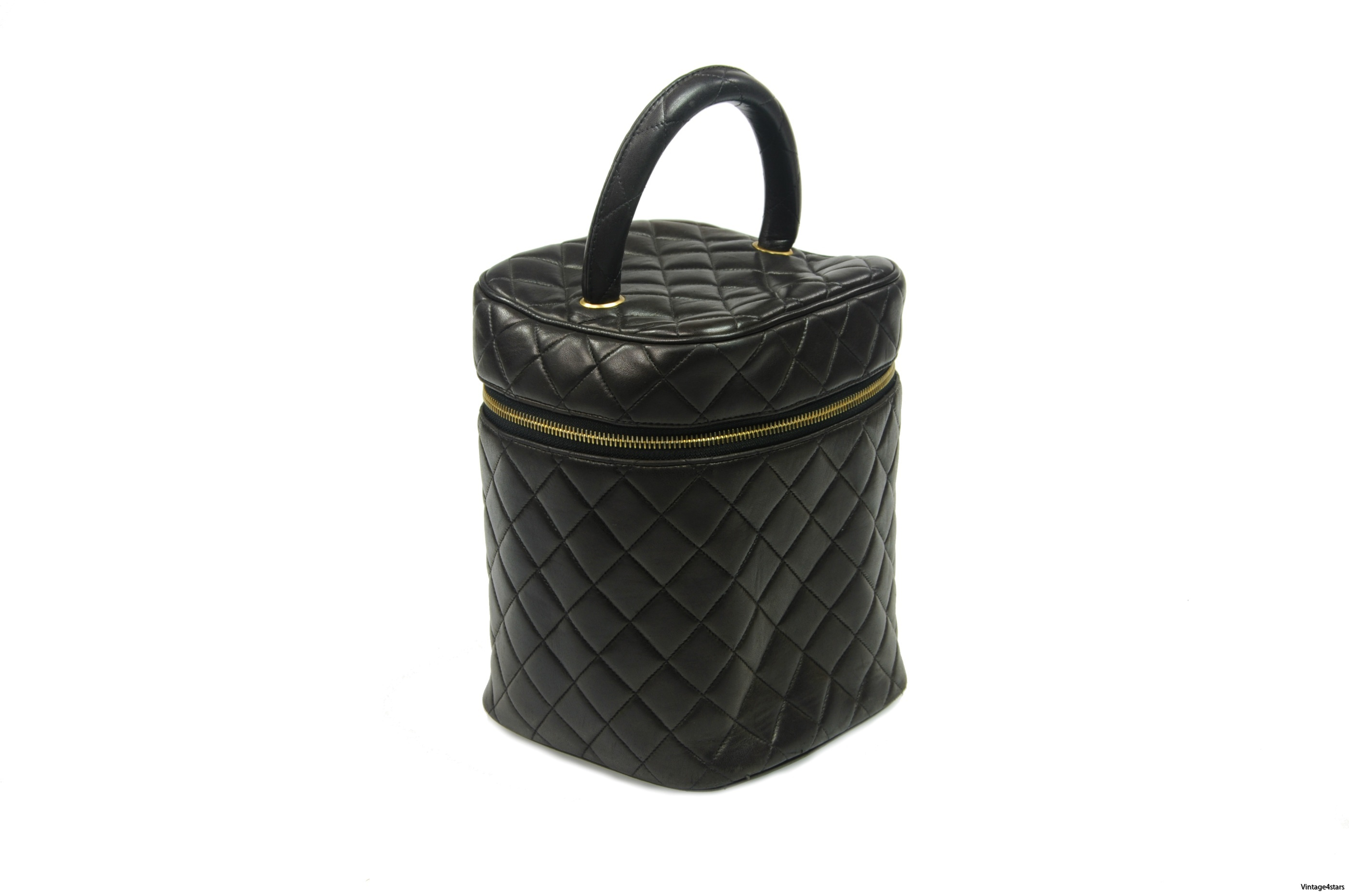 CHANEL Vanity Bag Quilted 1