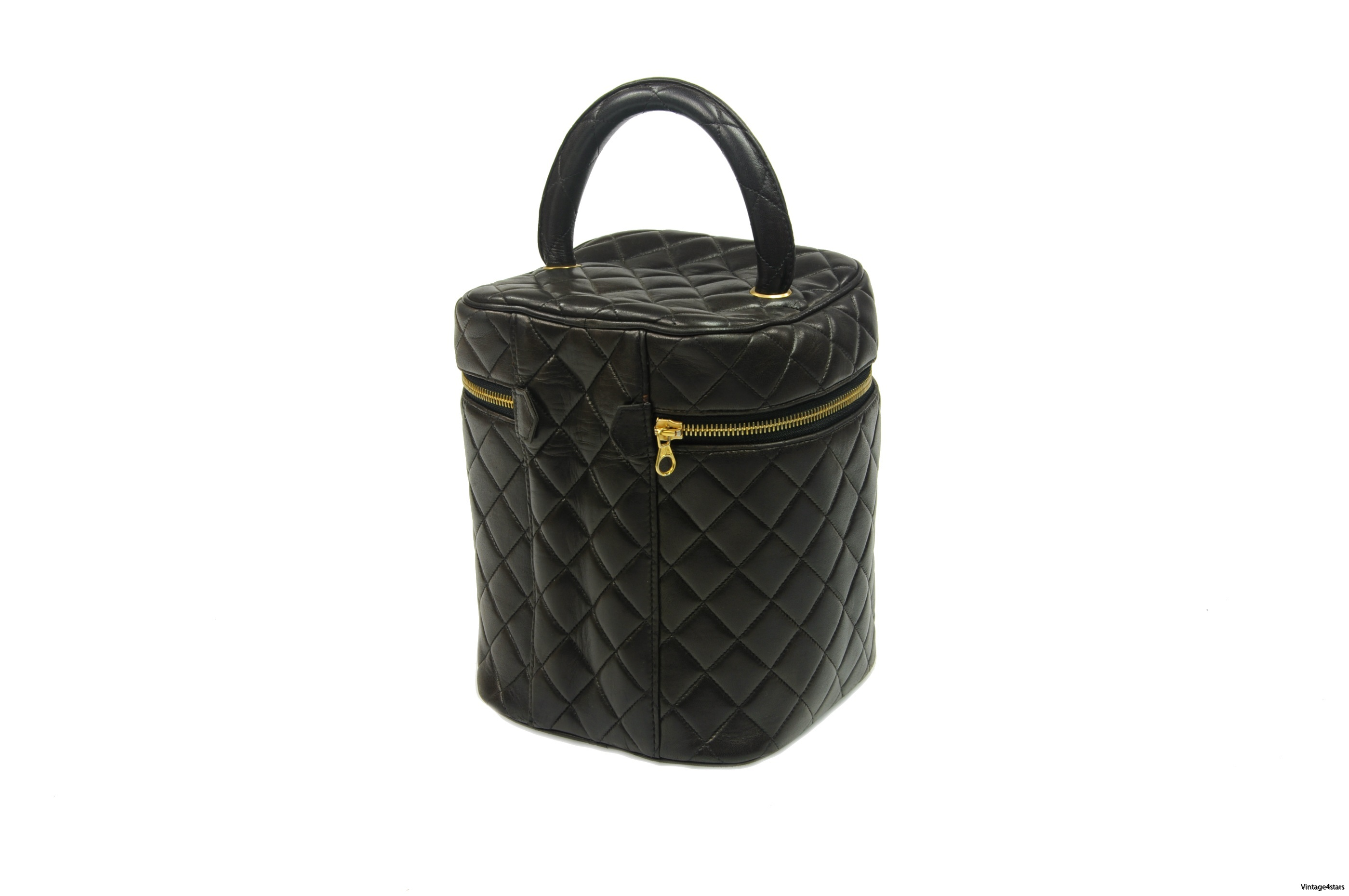 CHANEL Vanity Bag Quilted 2
