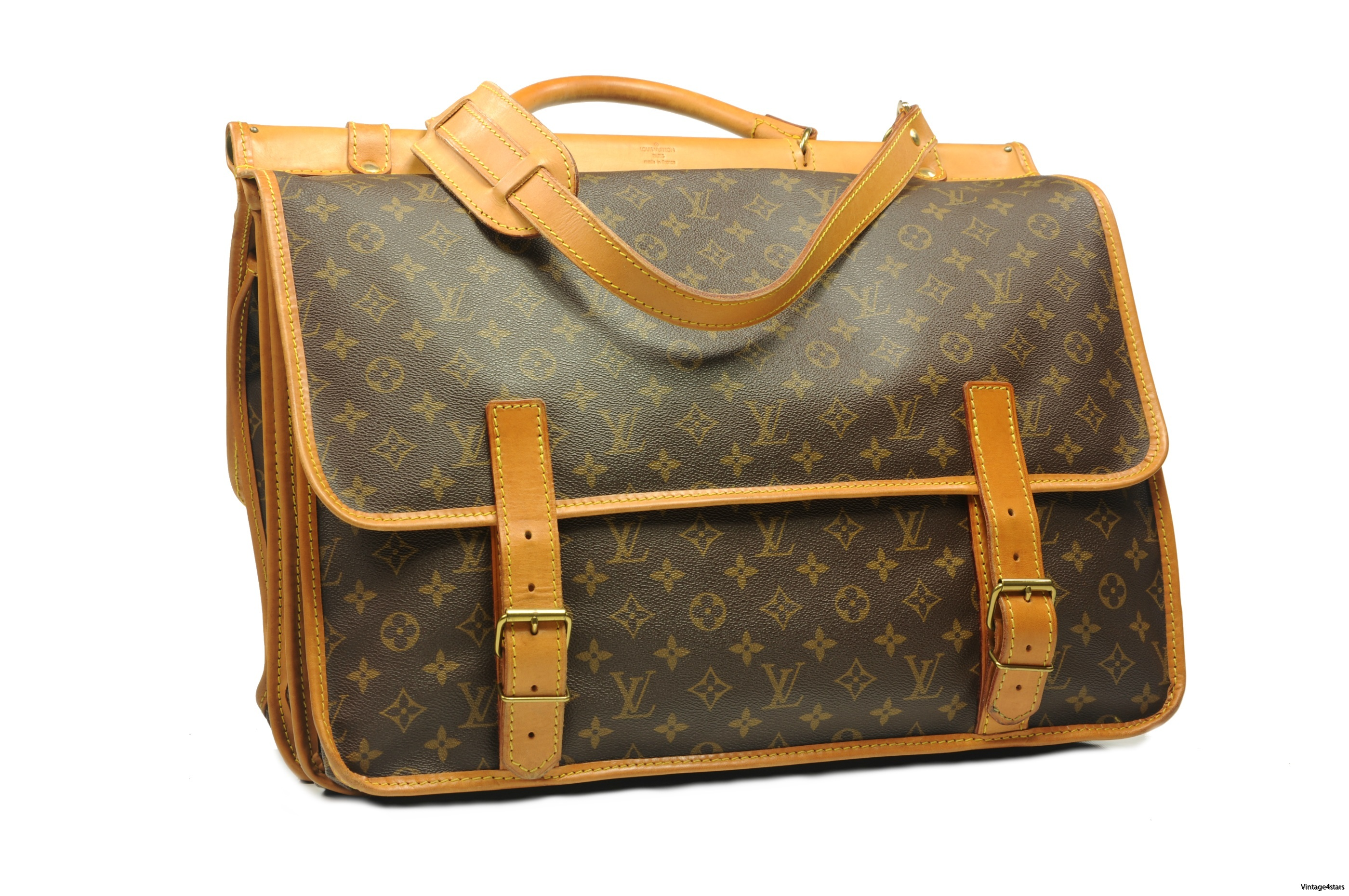 Louis Vuitton Sac Chasse Kleber 01