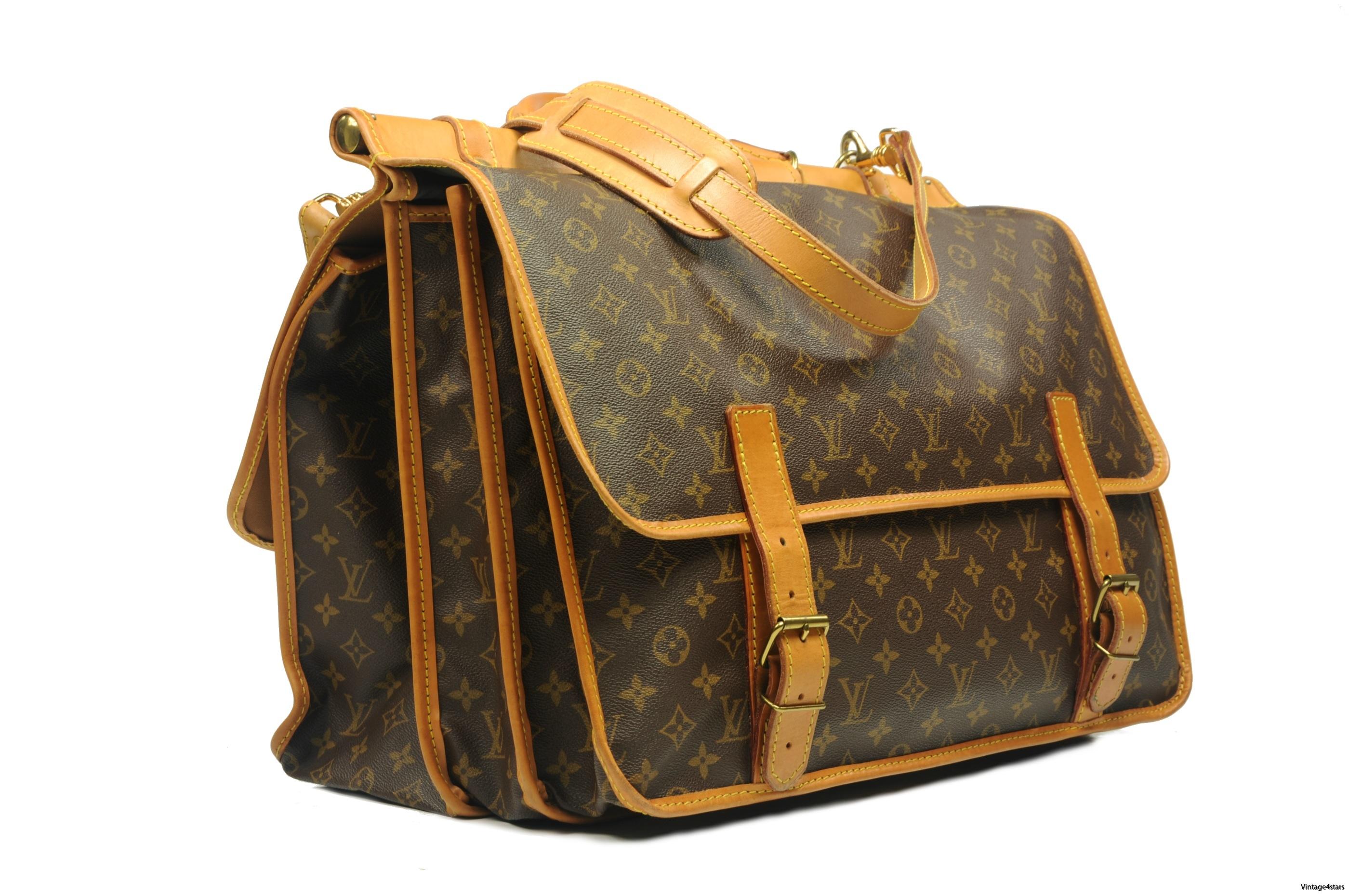 Louis Vuitton Sac Chasse Kleber 02