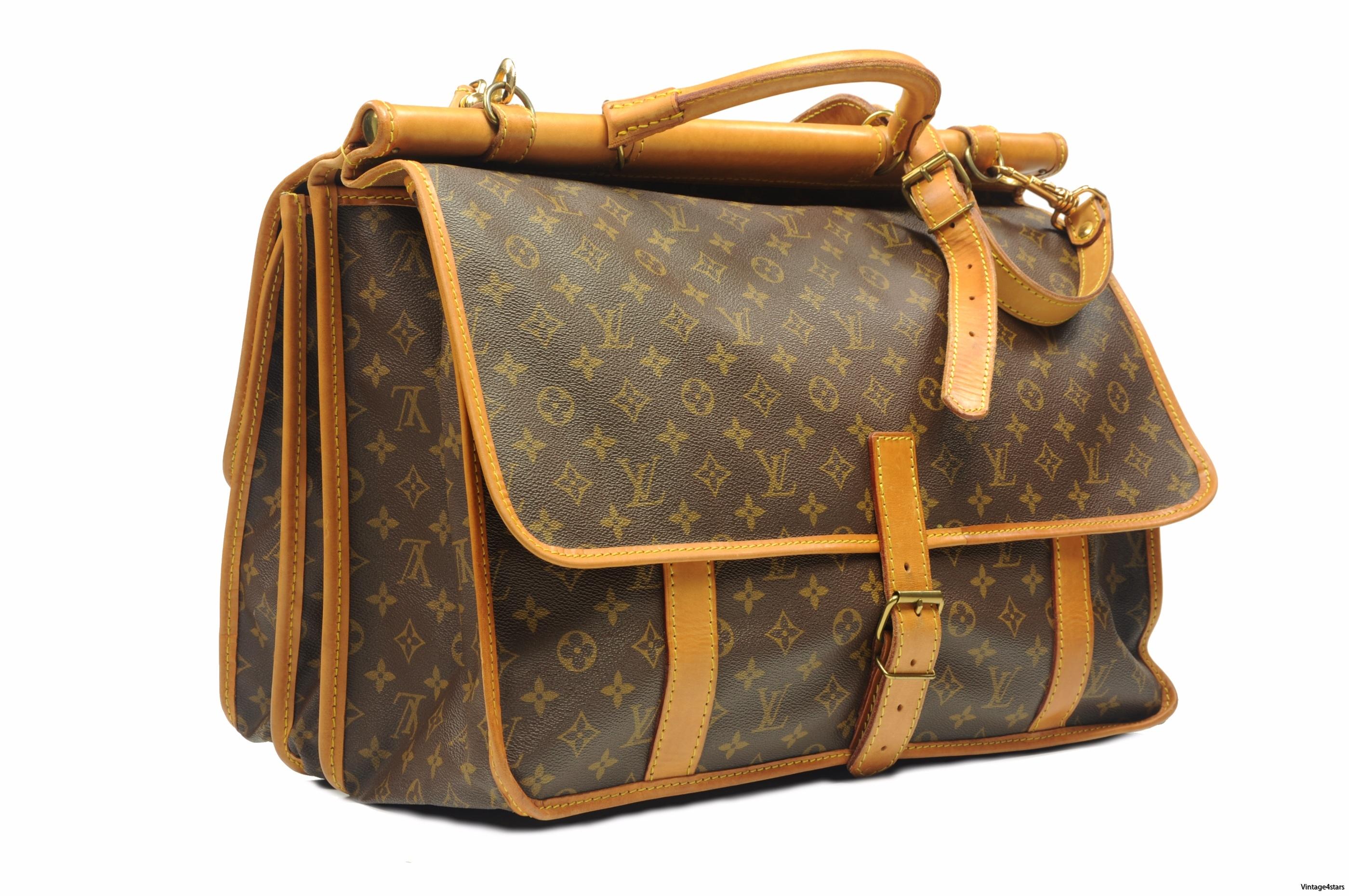 Louis Vuitton Sac Chasse Kleber 03