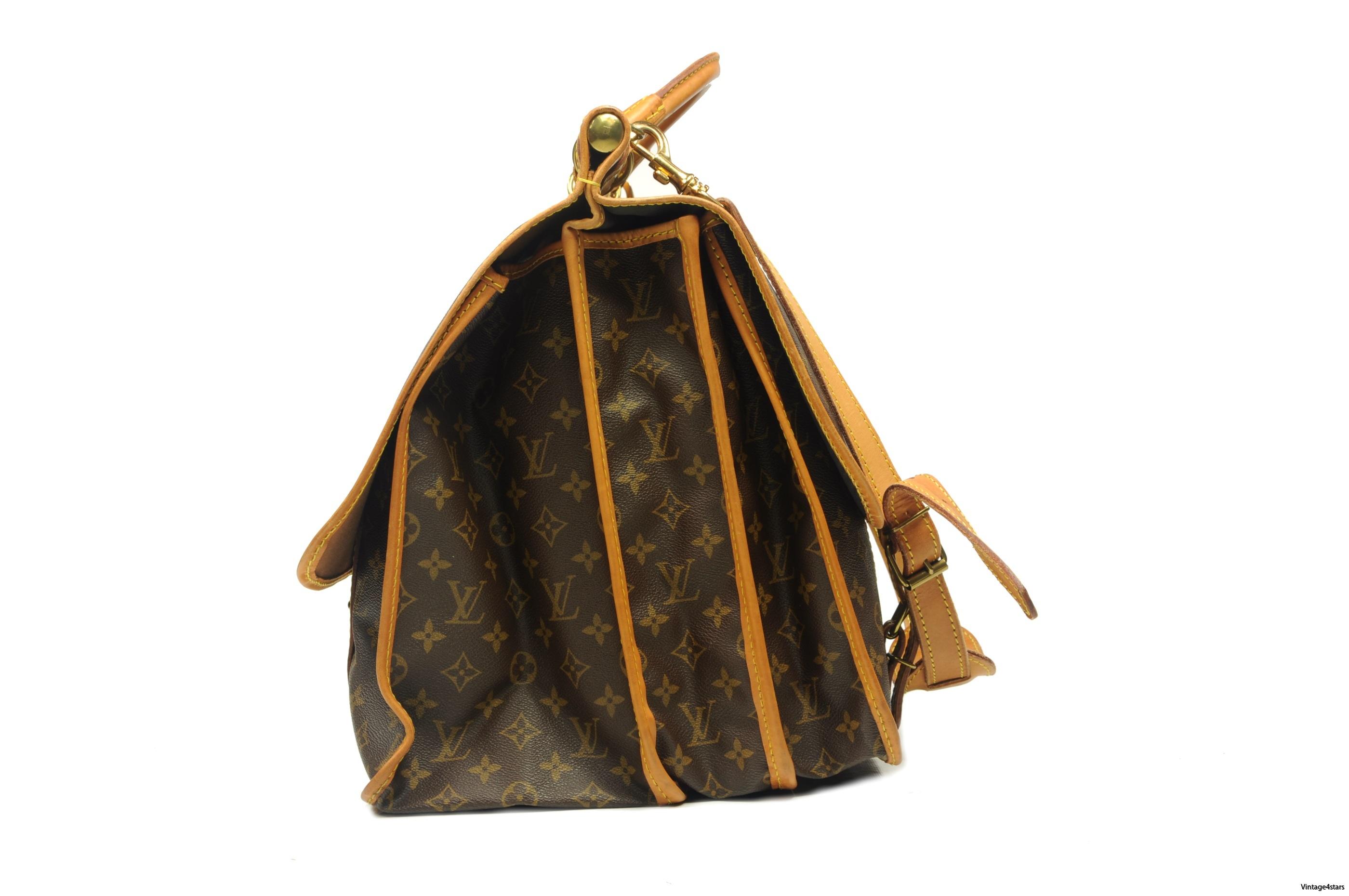 Louis Vuitton Sac Chasse Kleber 04