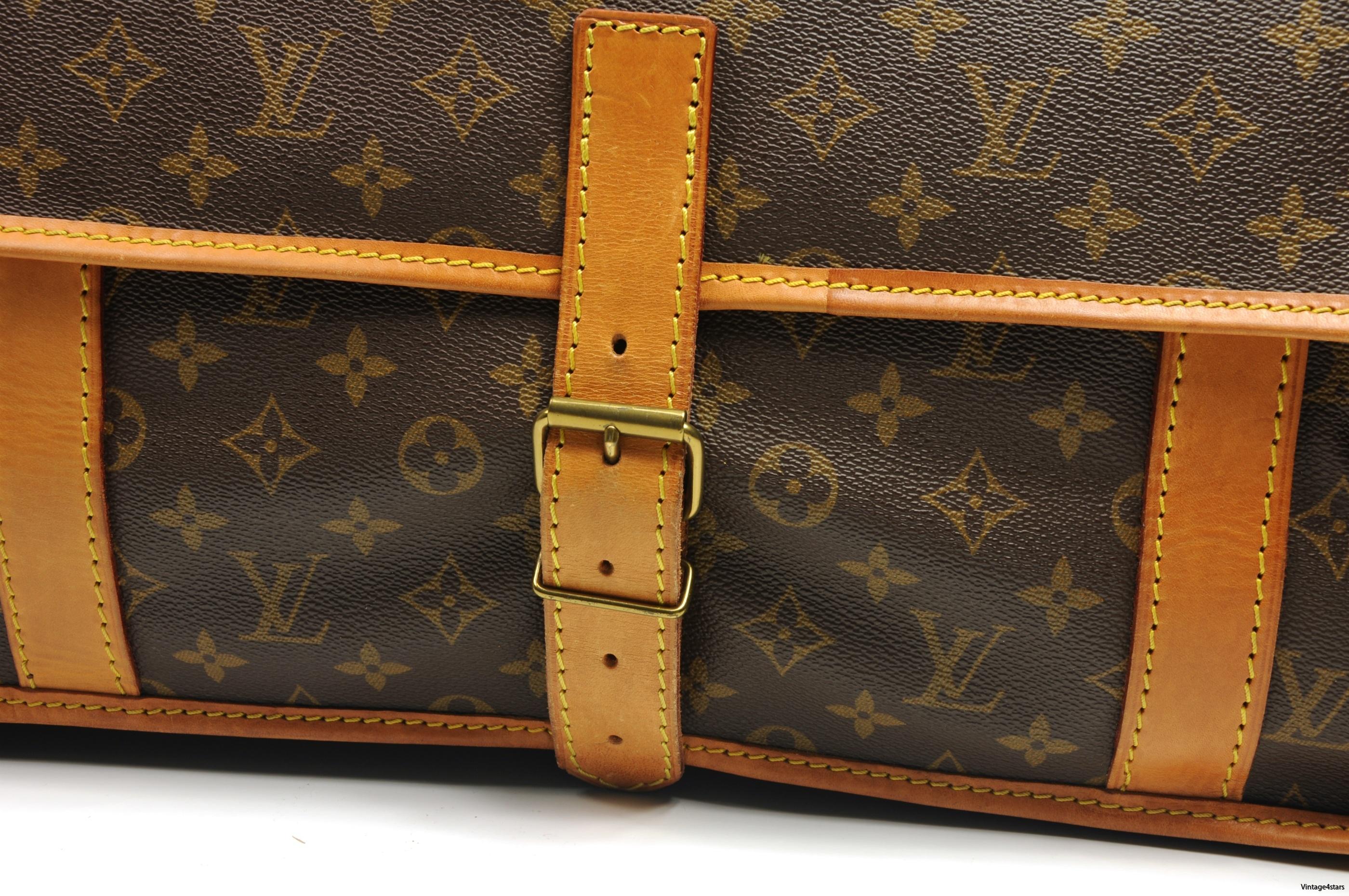Louis Vuitton Sac Chasse Kleber 09