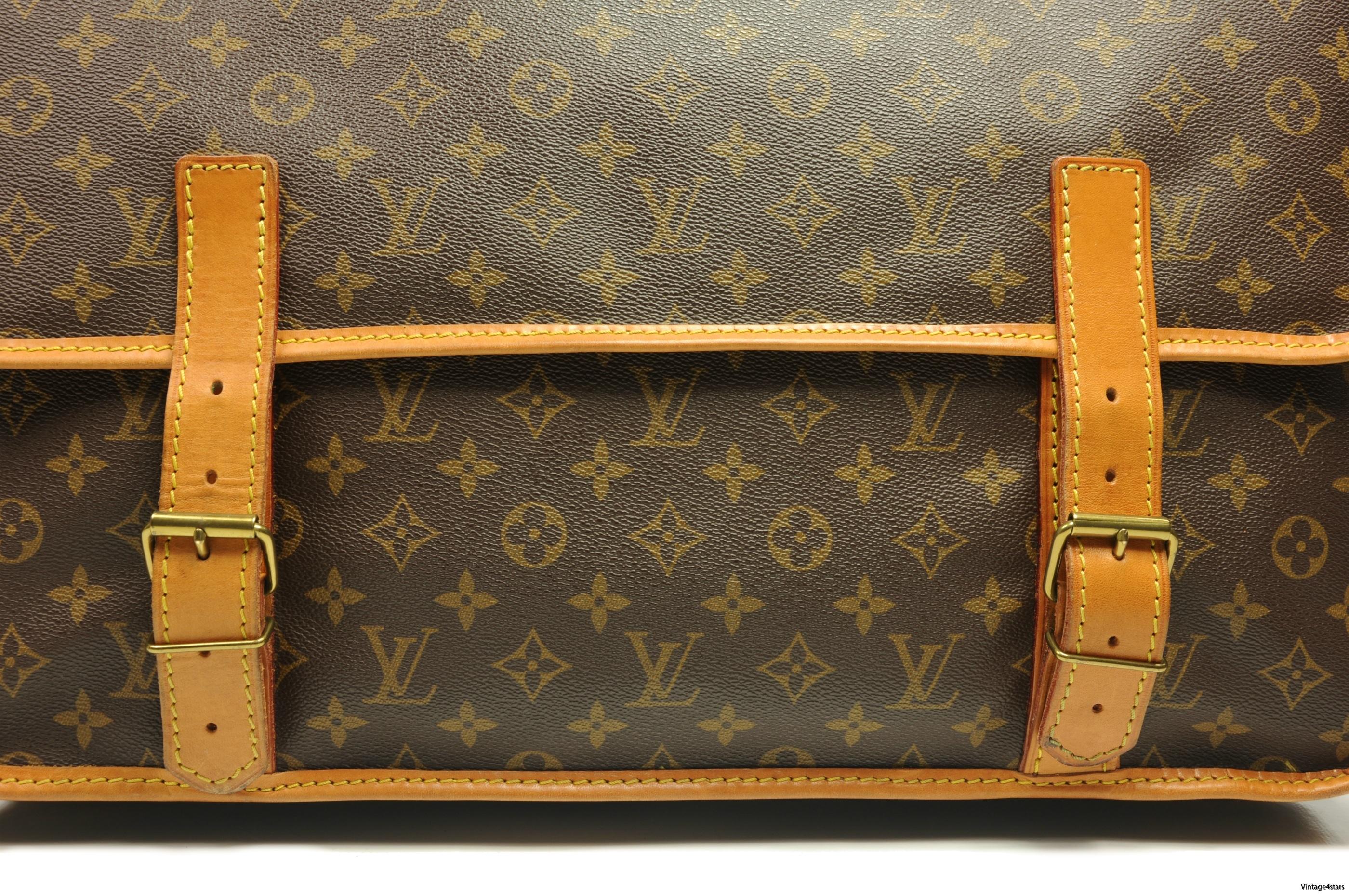 Louis Vuitton Sac Chasse Kleber 013
