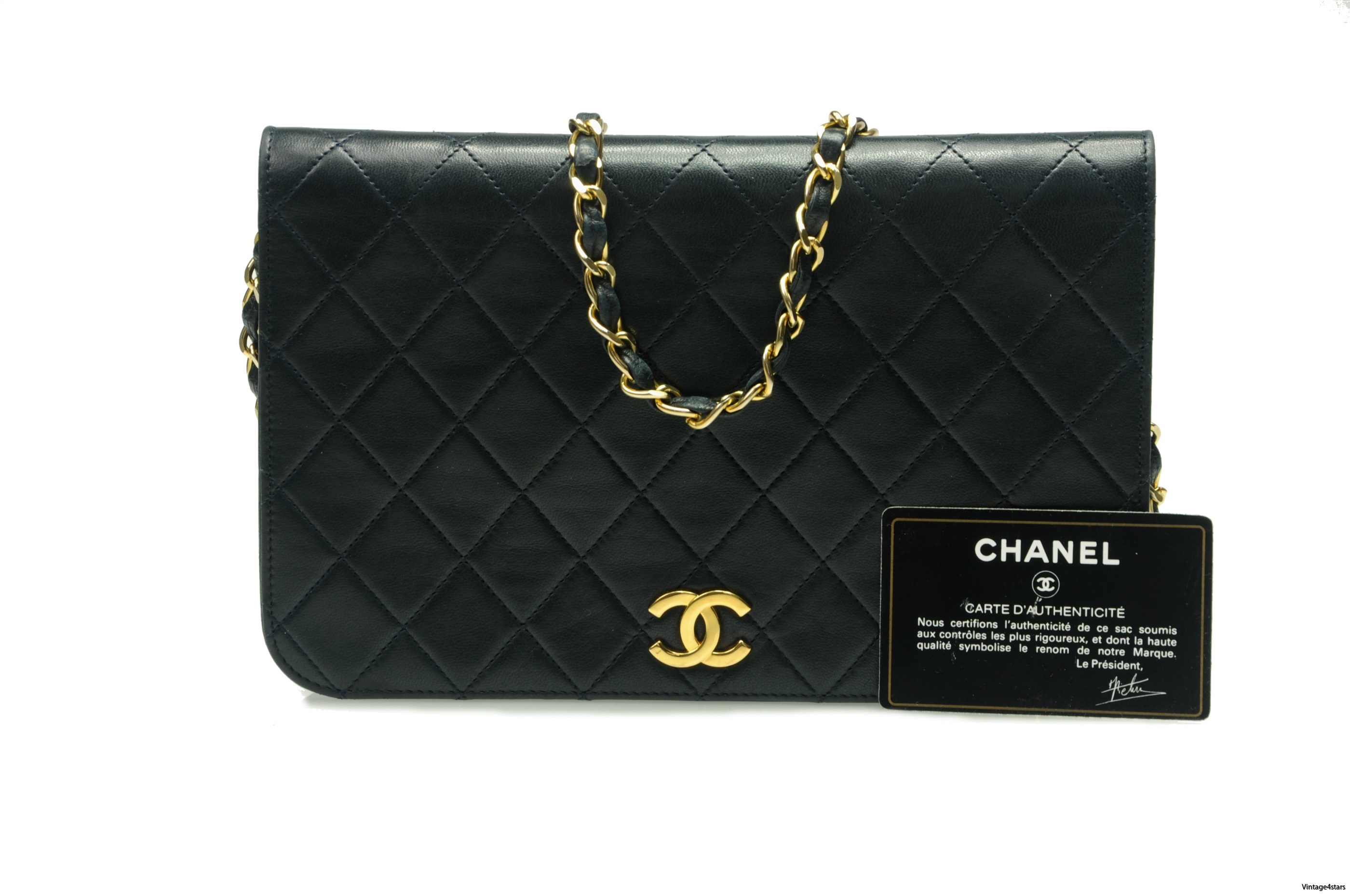 CHANEL Single Flap Full 02