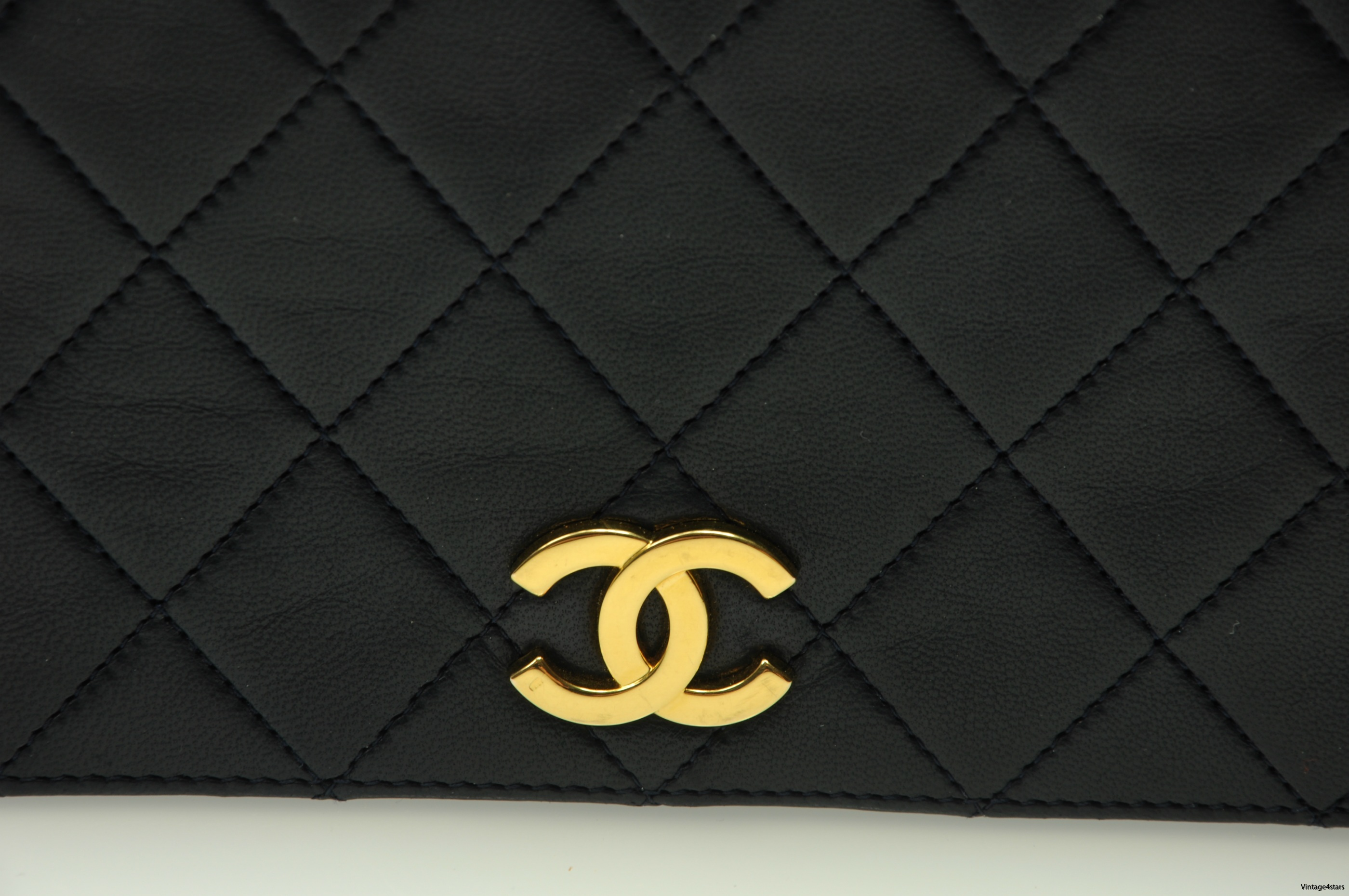 CHANEL Single Flap Full 09