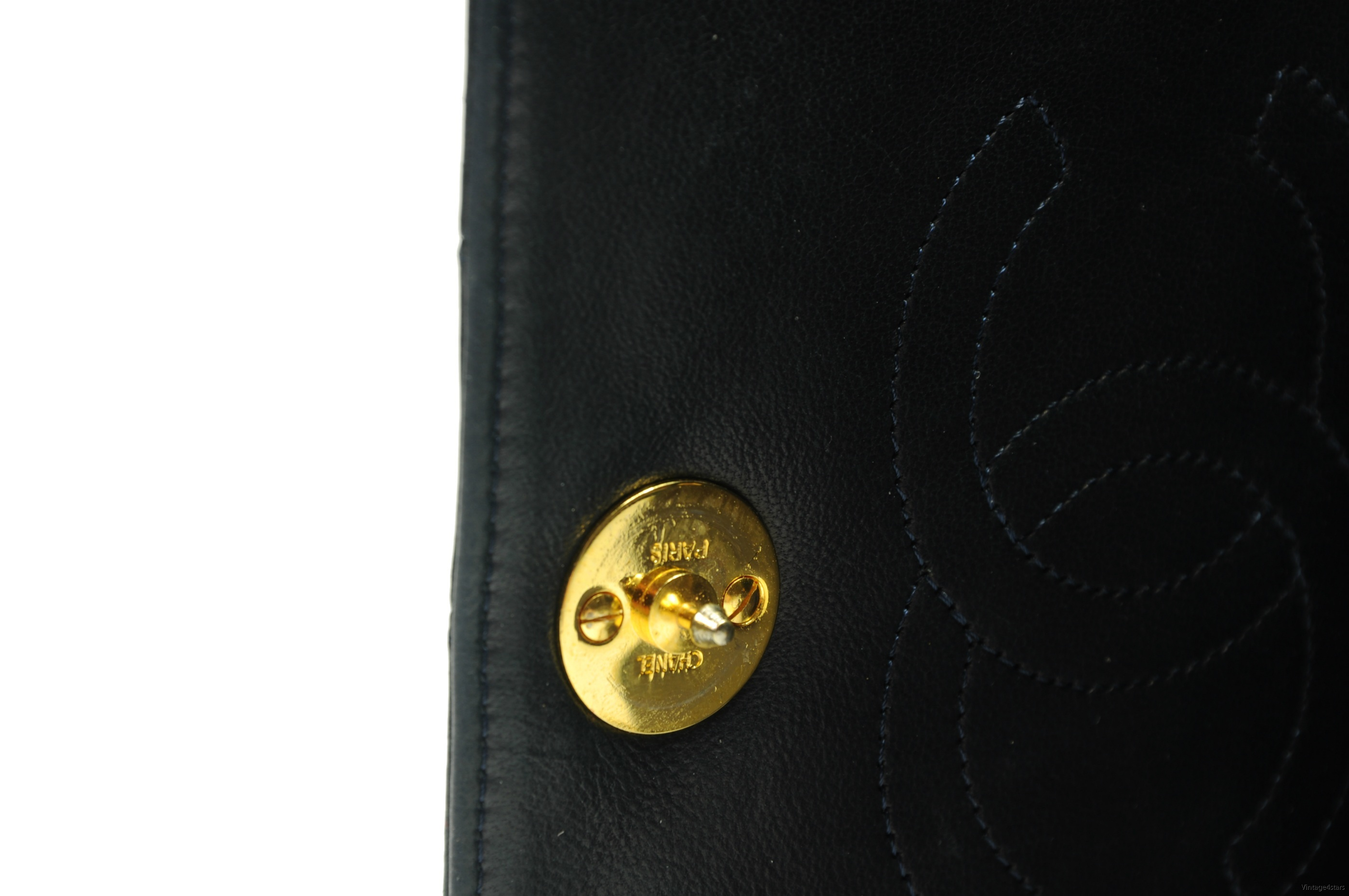 CHANEL Single Flap Full 12