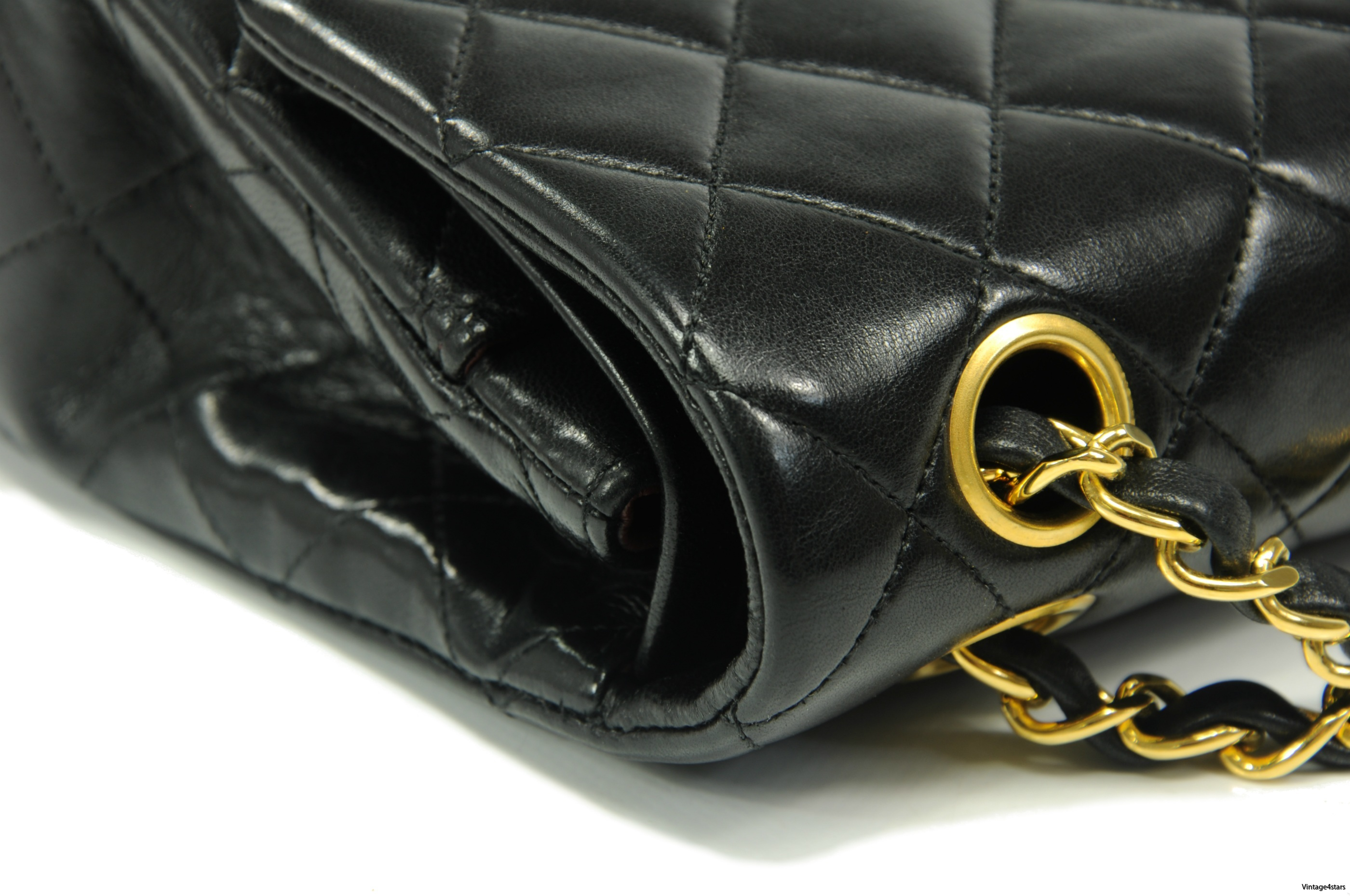 Chanel Double Flap Small 206