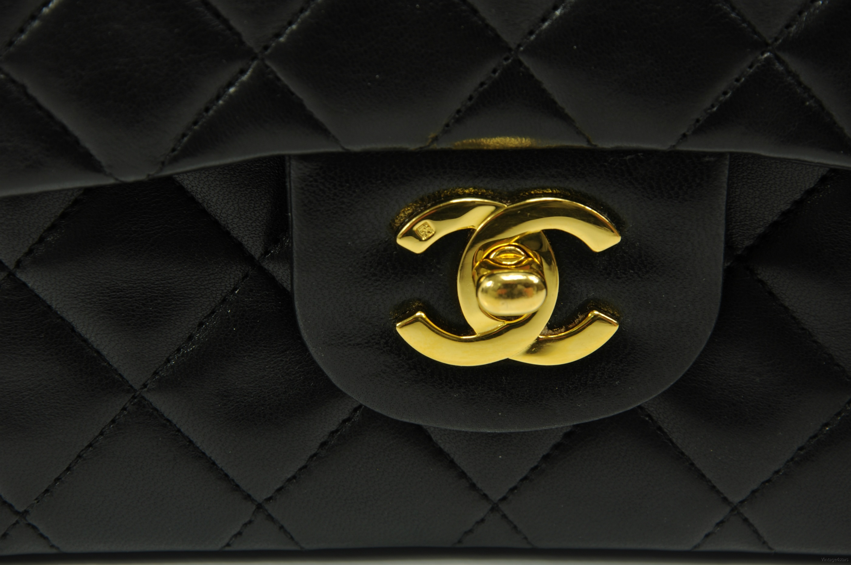 Chanel Double Flap Small 205