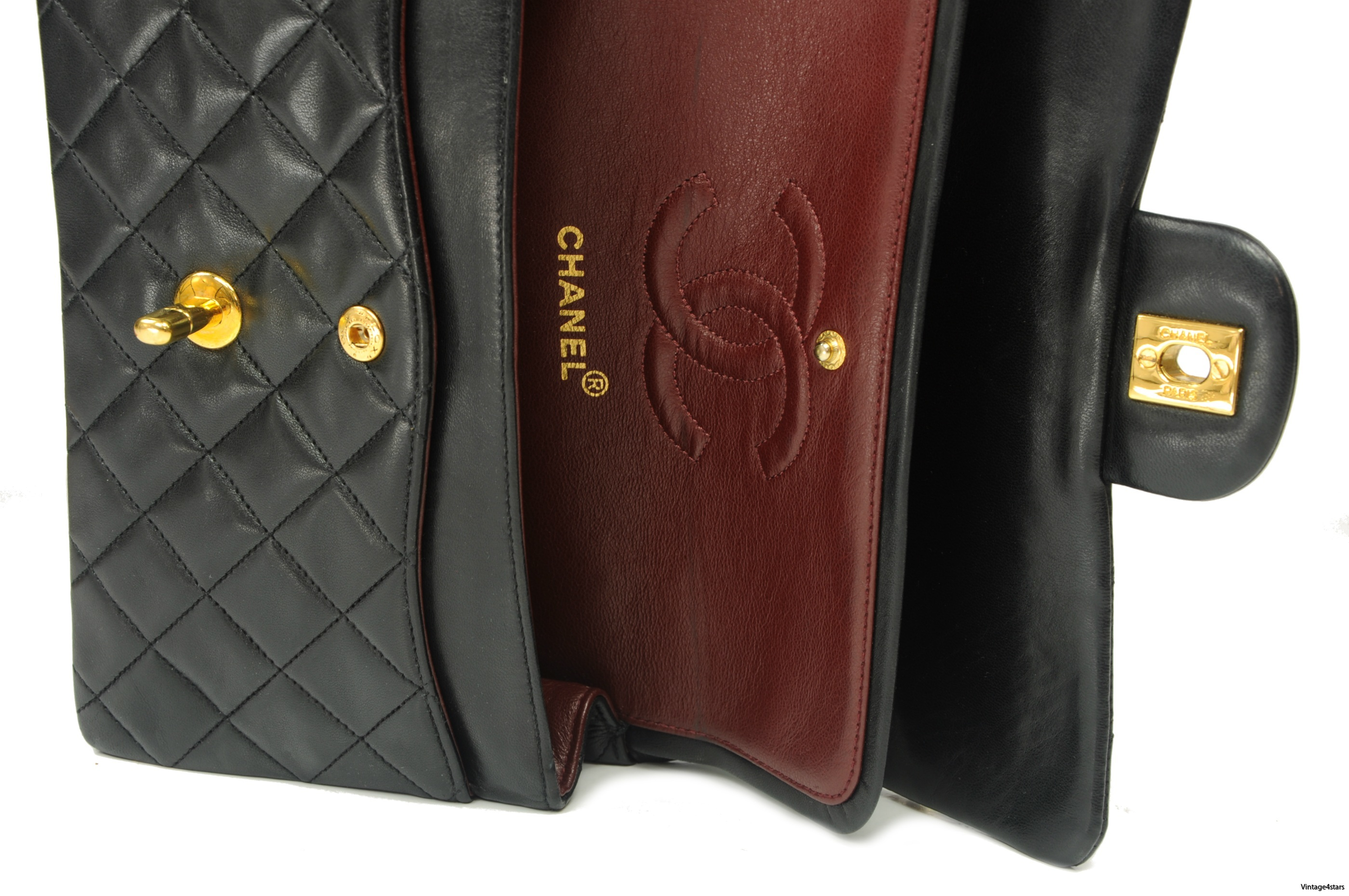 Chanel Double Flap Small 211