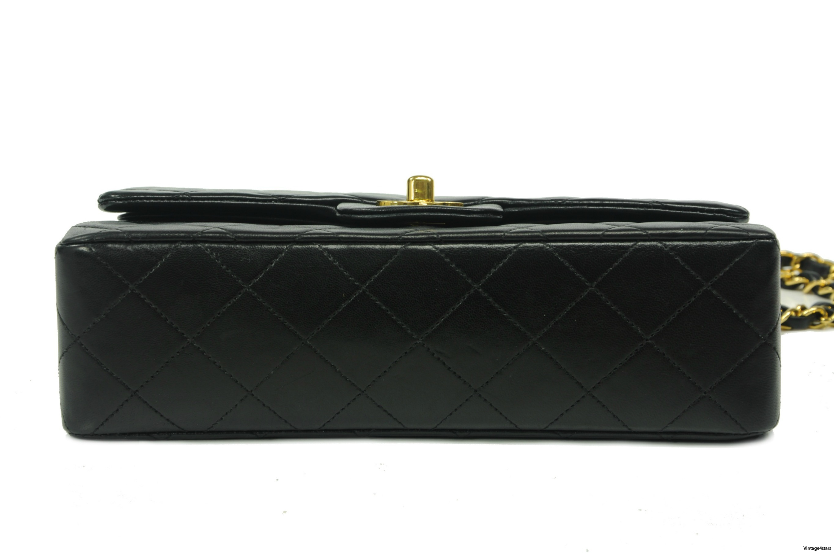 Chanel Double Flap Small 208