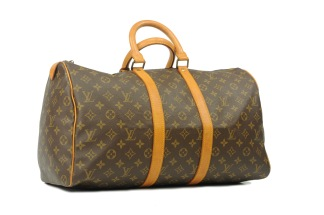 Louis Vuitton Keepall 45 Monogram - Louis Vuitton Keepall 45 Monogram