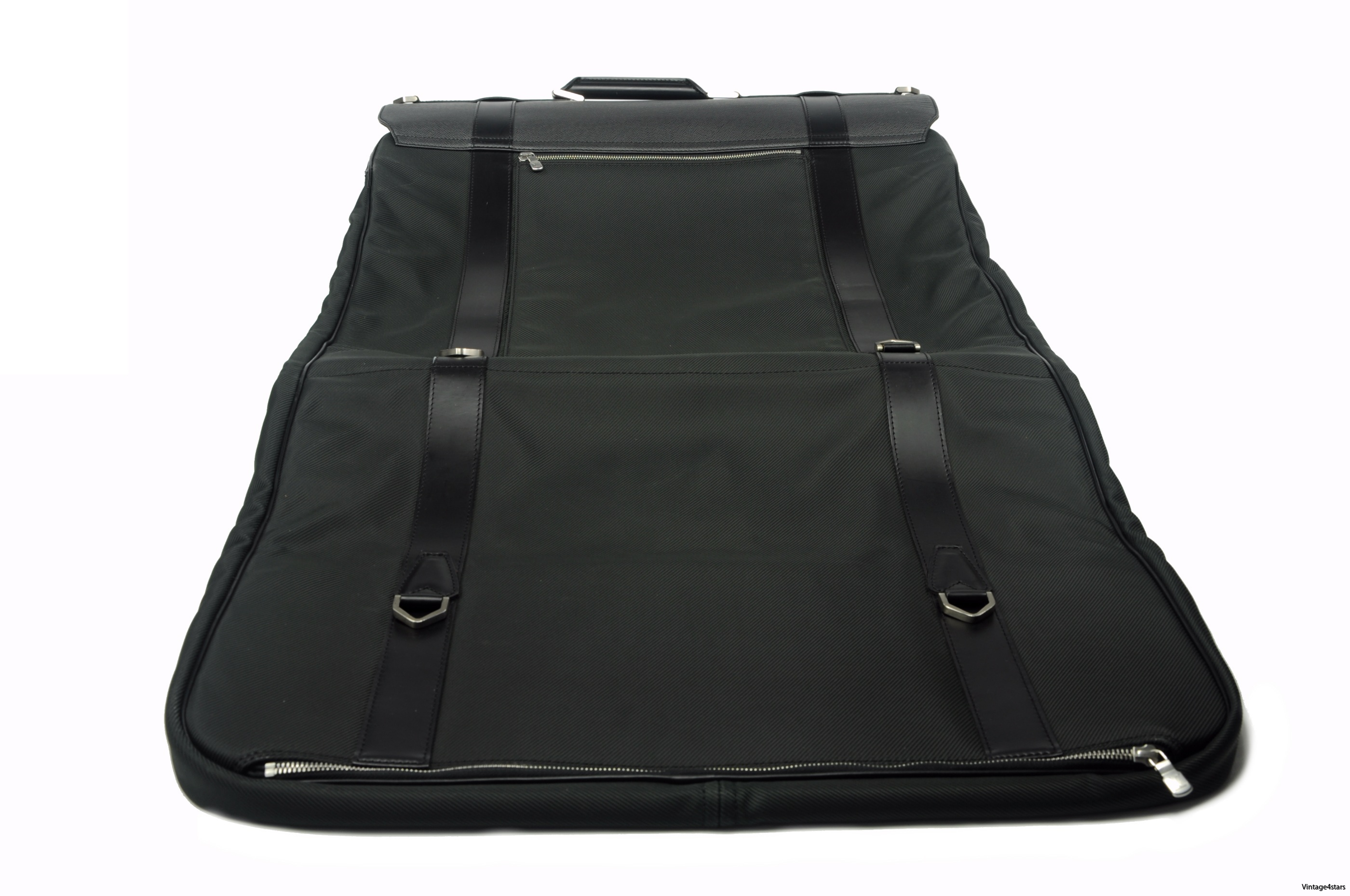 Louis Vuitton Garment bag Taiga Ardoise 8