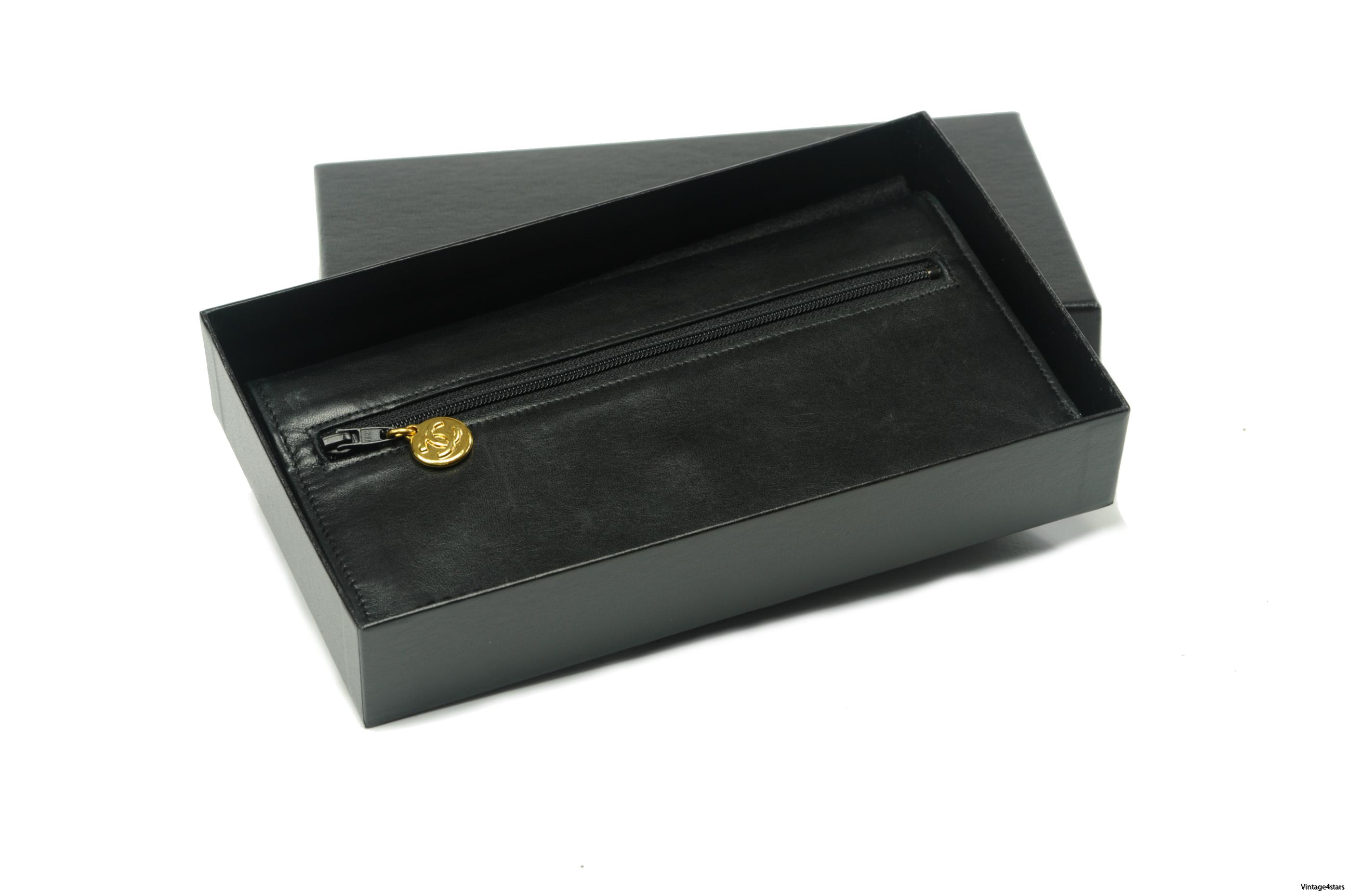 CHANEL Long wallet 20