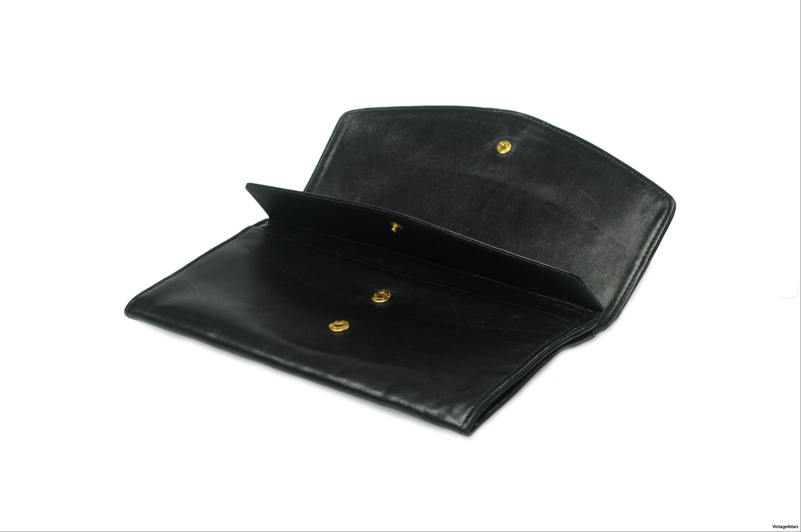 CHANEL Long wallet 24