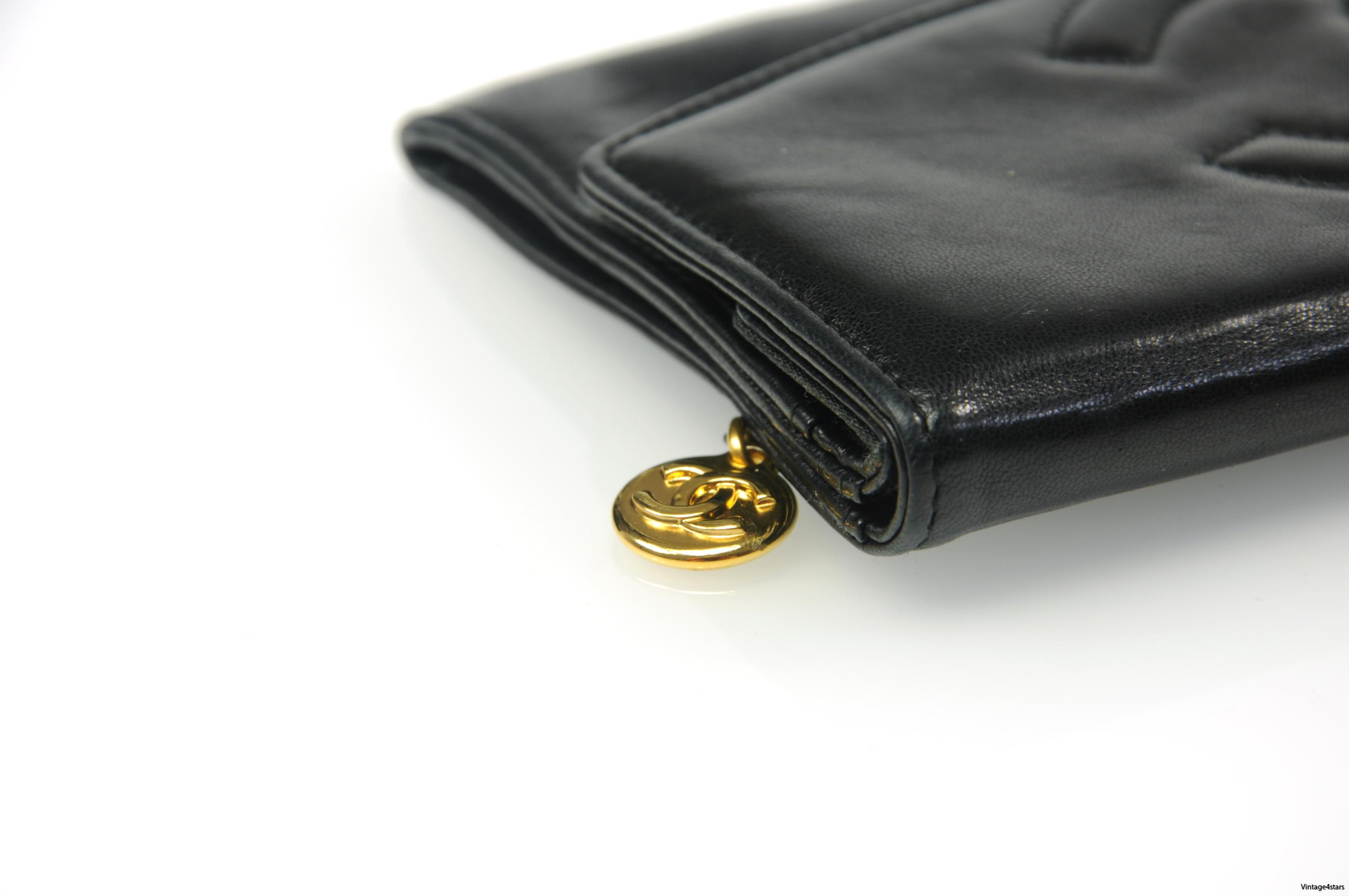 CHANEL Long wallet 26