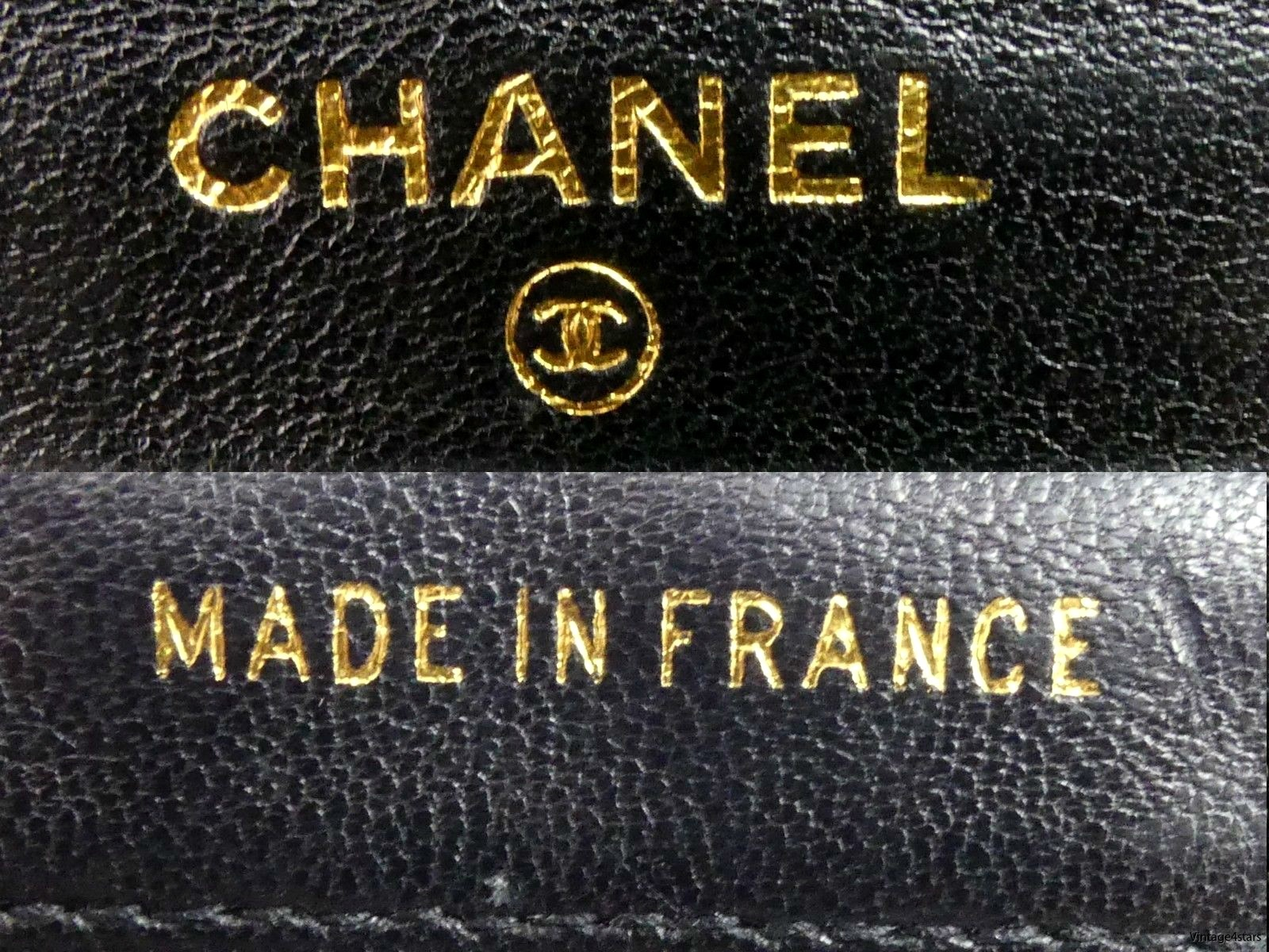 CHANEL Long wallet 30
