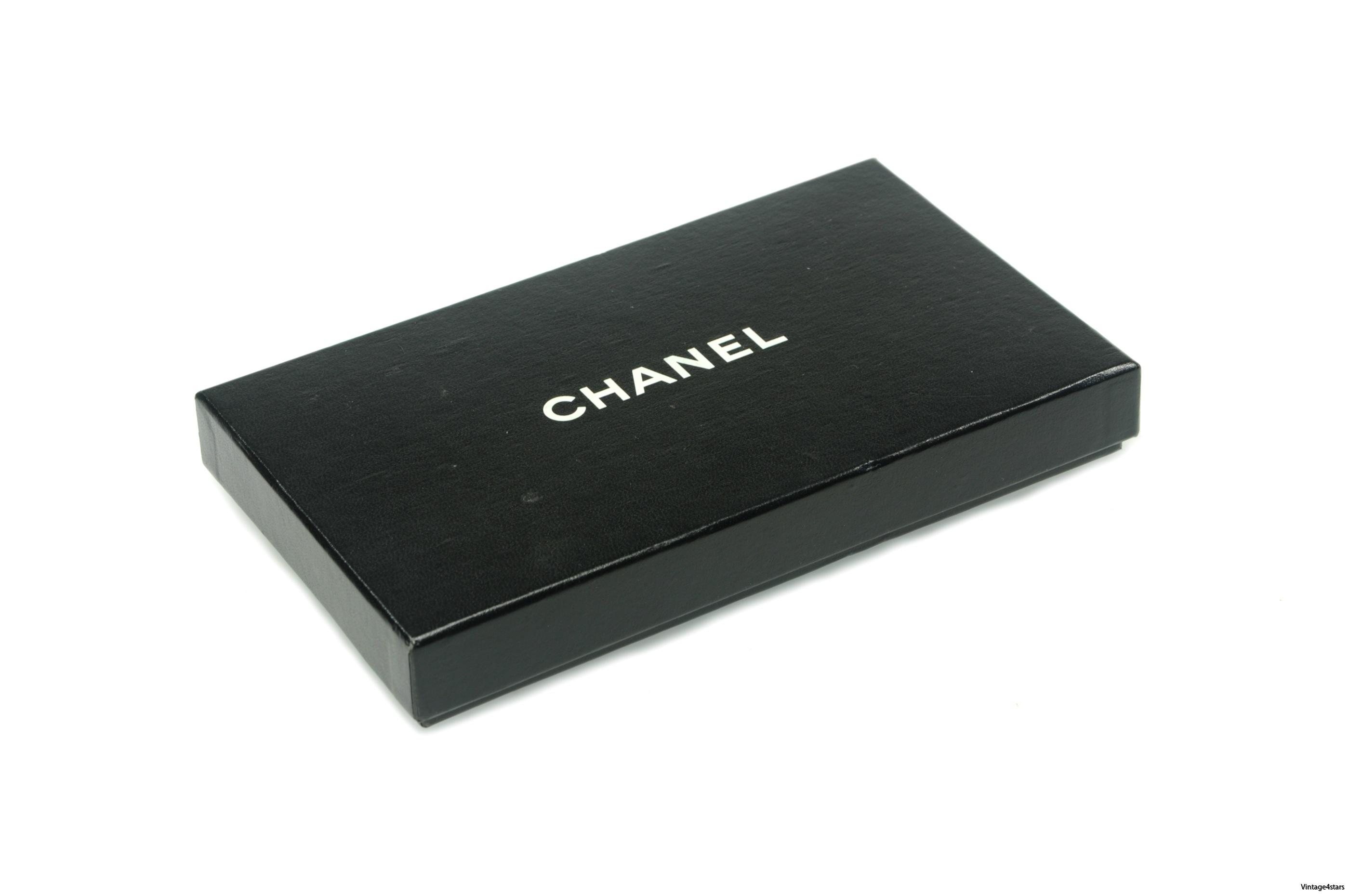 CHANEL Wallet Lambskin 20