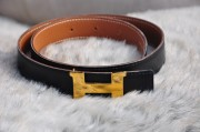 HERMÈS Constance Slim H Belt Box/ Courchevel