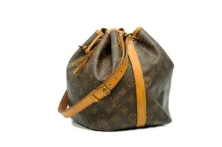 Louis Vuitton Petit Noé 1 - Louis Vuitton Petit Noé Monogram