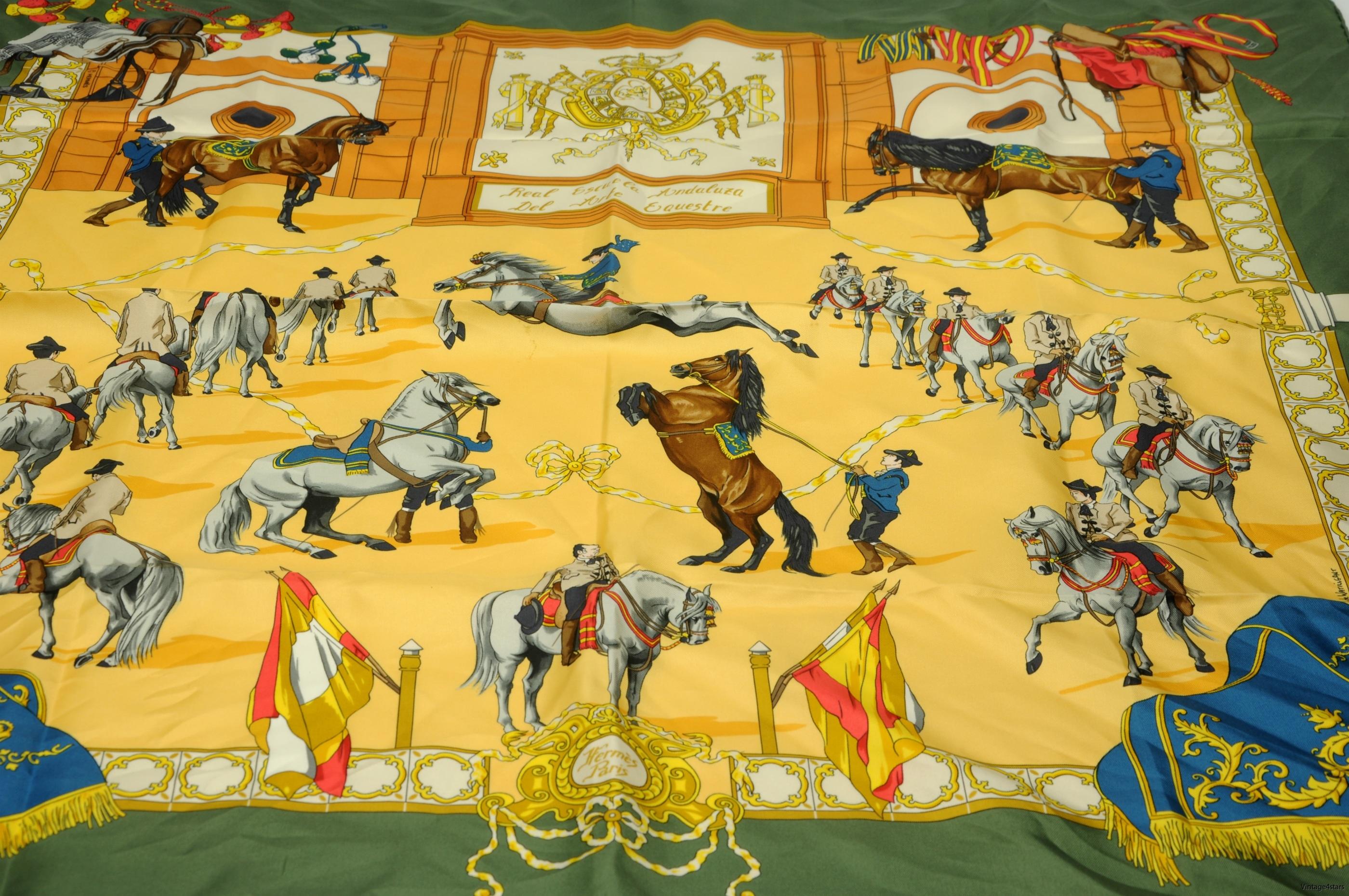 HERMES Real Escuela Andeluza Del arte Equestre