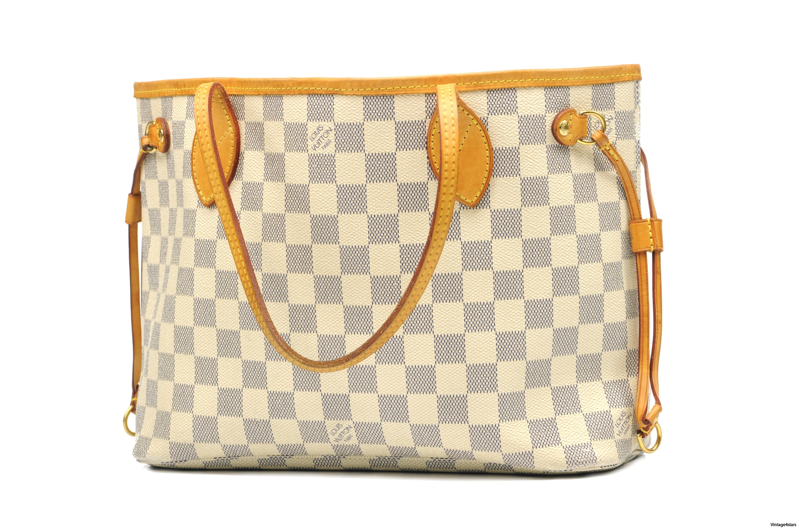 Louis Vuitton Neverfull PM Damier Azur 01