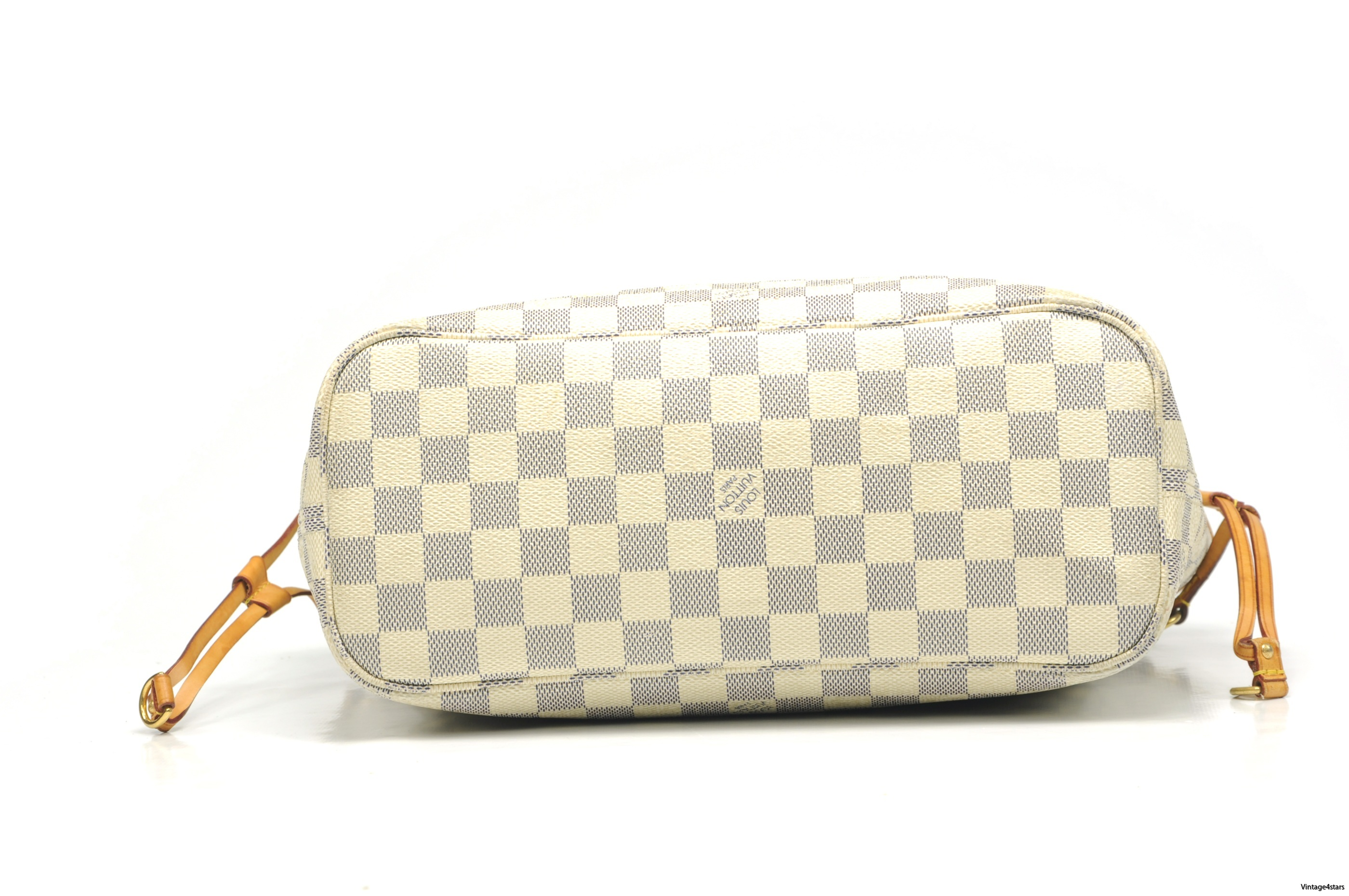 Louis Vuitton Neverfull PM Damier Azur 04