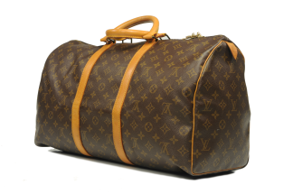 Louis Vuitton Keepall 50 Monogram - Louis Vuitton Keepall 50 Monogram