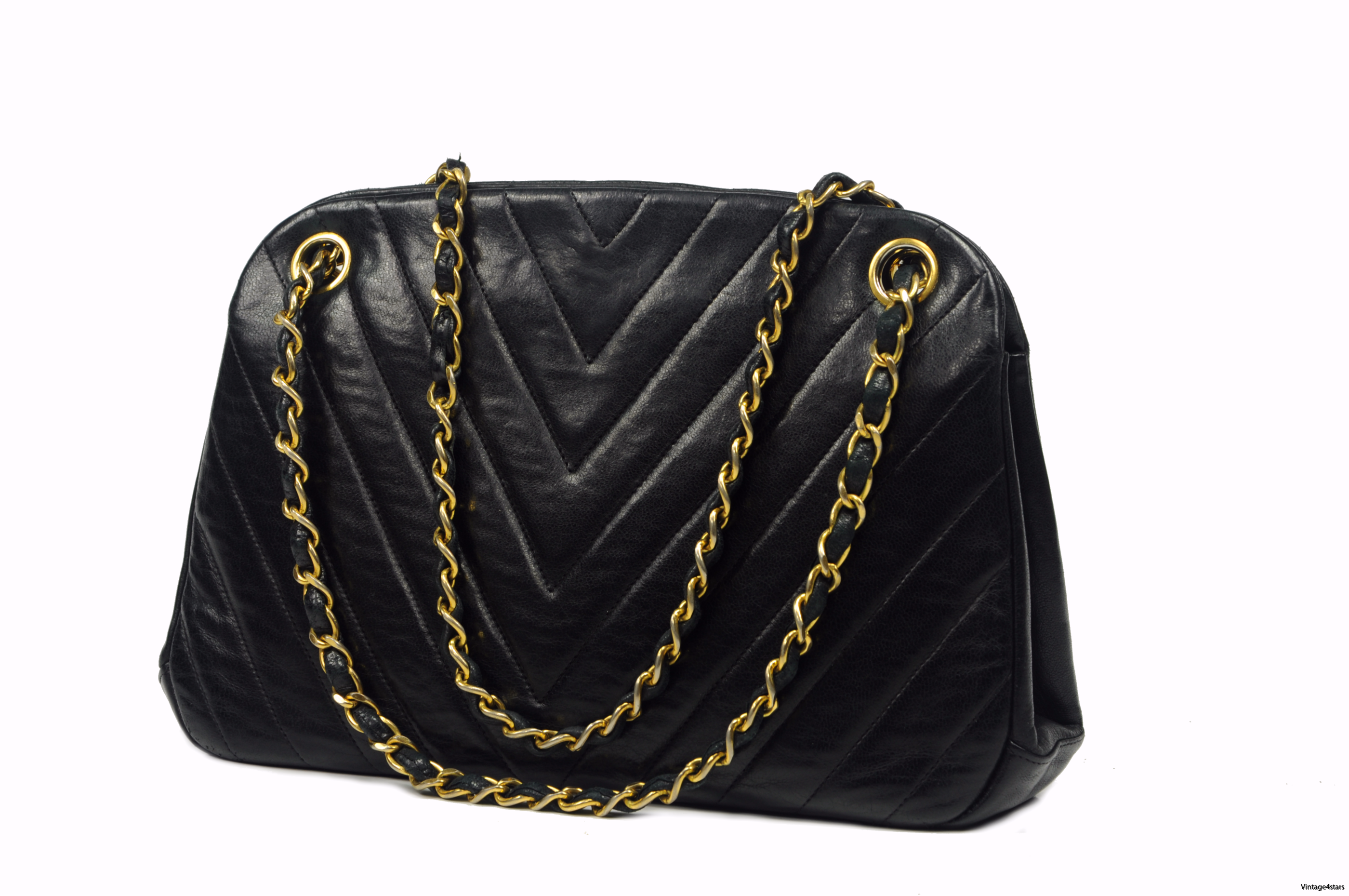 CHANEL Lambskin Kisslock 102