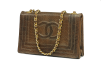 CHANEL Single Full Flap Lizard - CHANEL Single Full Flap Lizard
