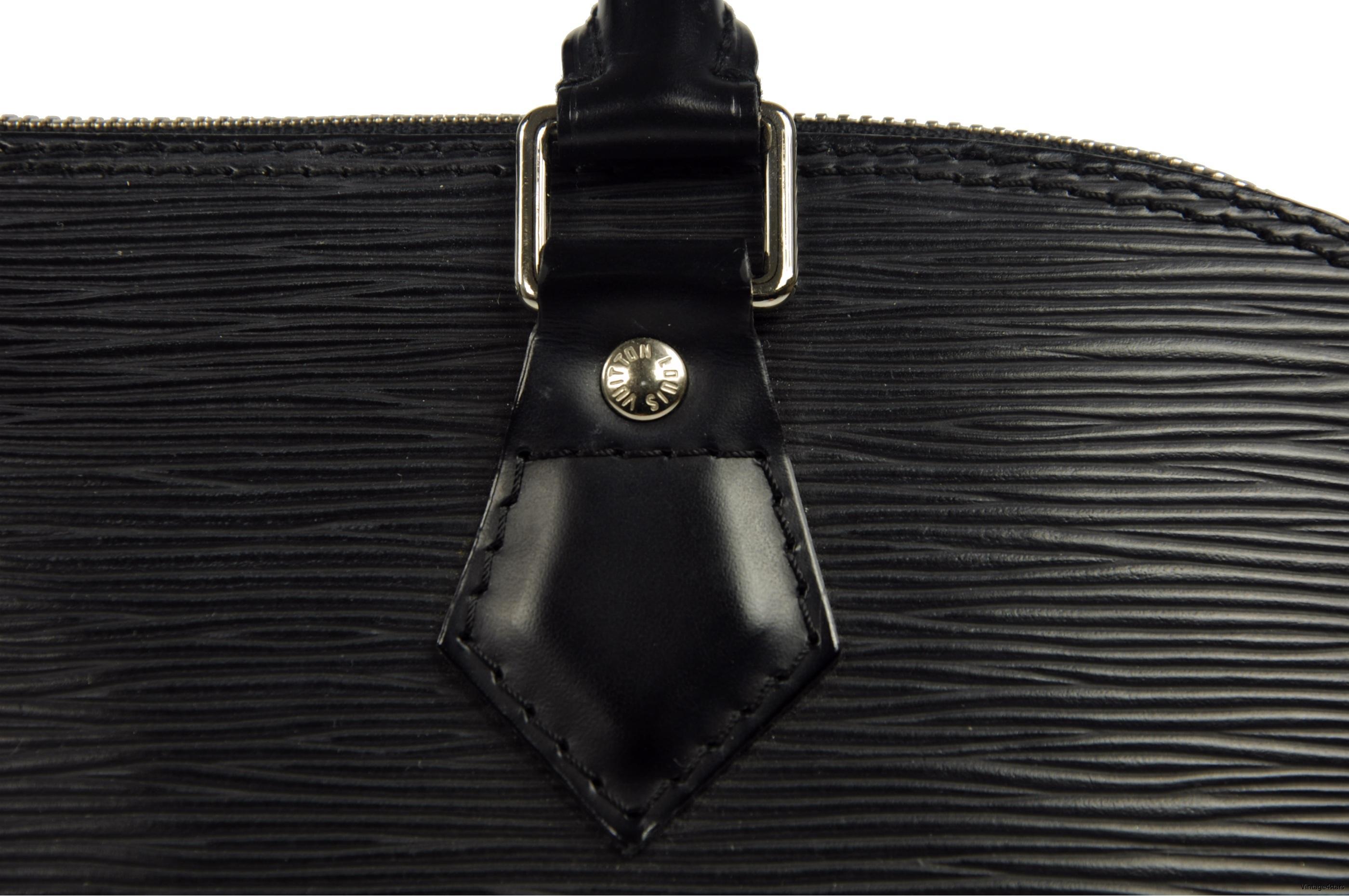 Louis Vuitton Alma PM SHW 8