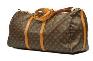 Louis Vuitton Keepall 55 Bandoulière