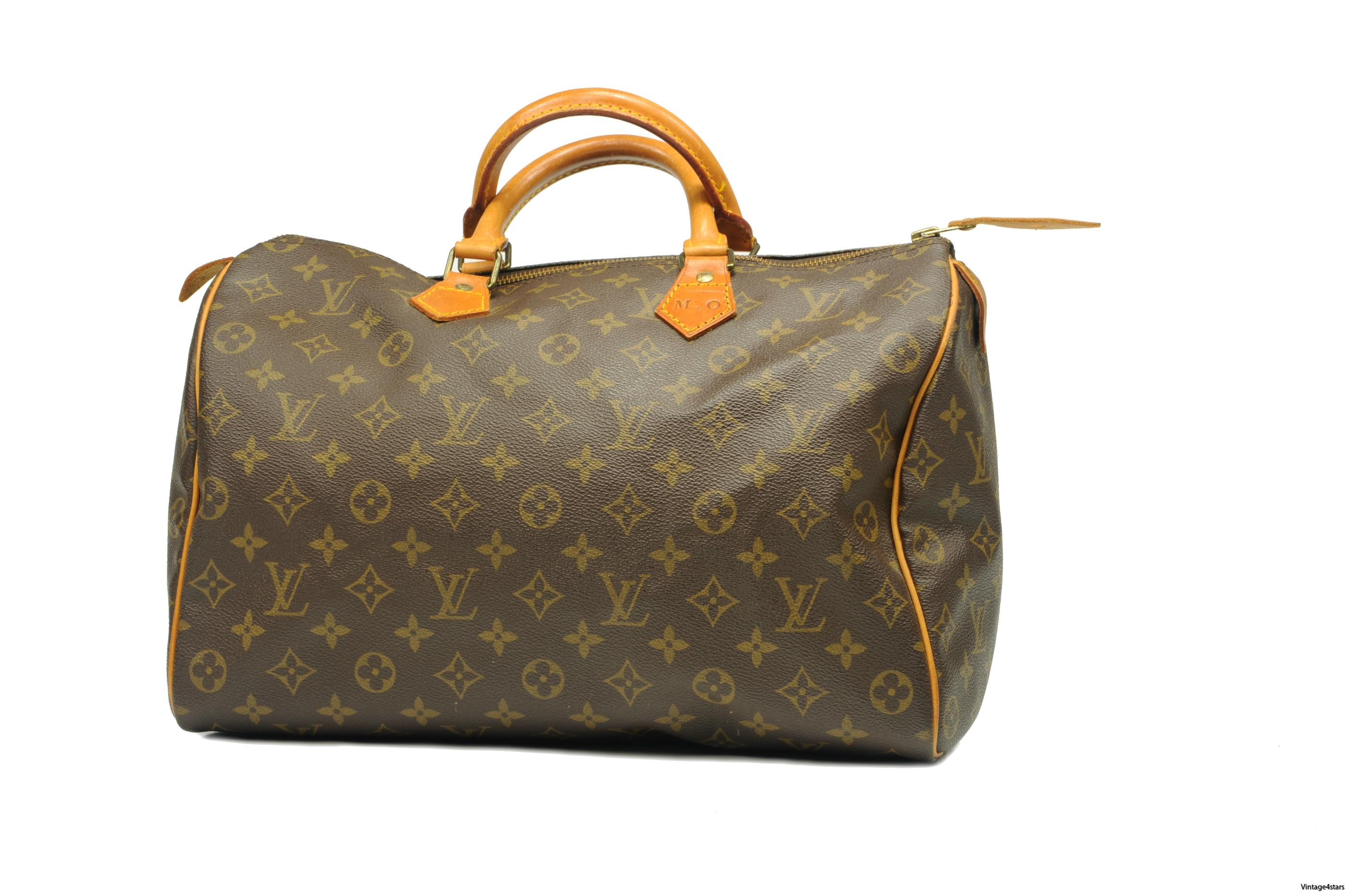 Louis Vuitton Speedy 35 Monogram 1