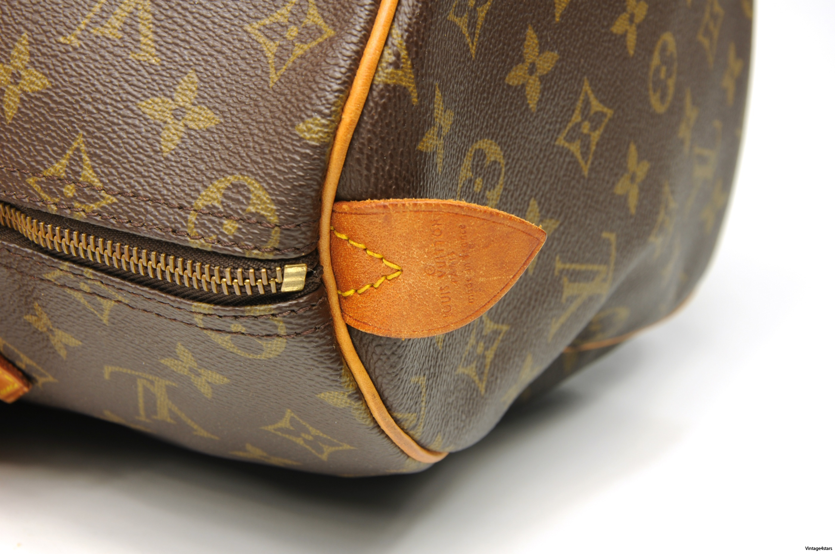 Louis Vuitton Speedy 35 Monogram 7