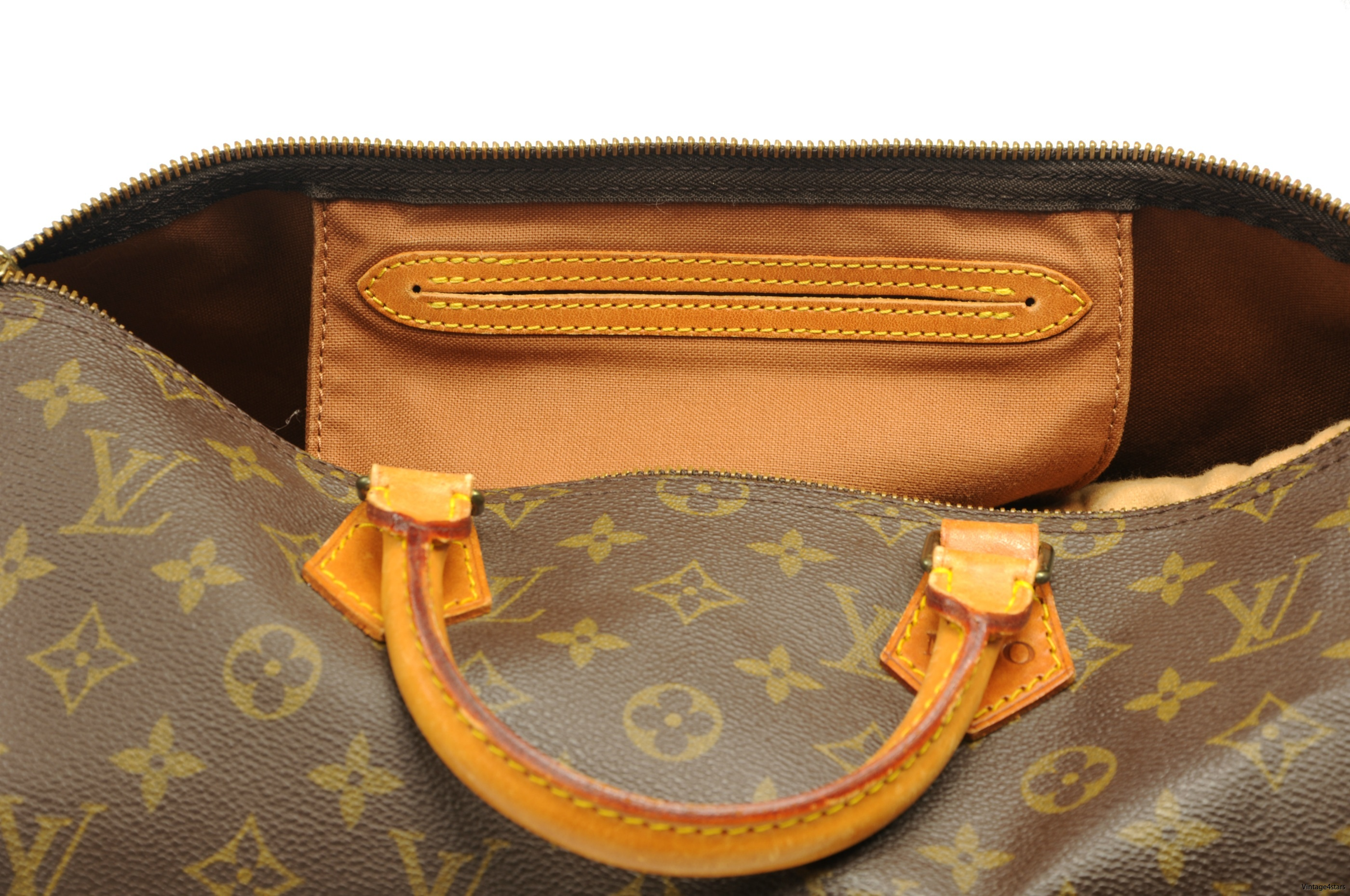Louis Vuitton Speedy 35 Monogram 11