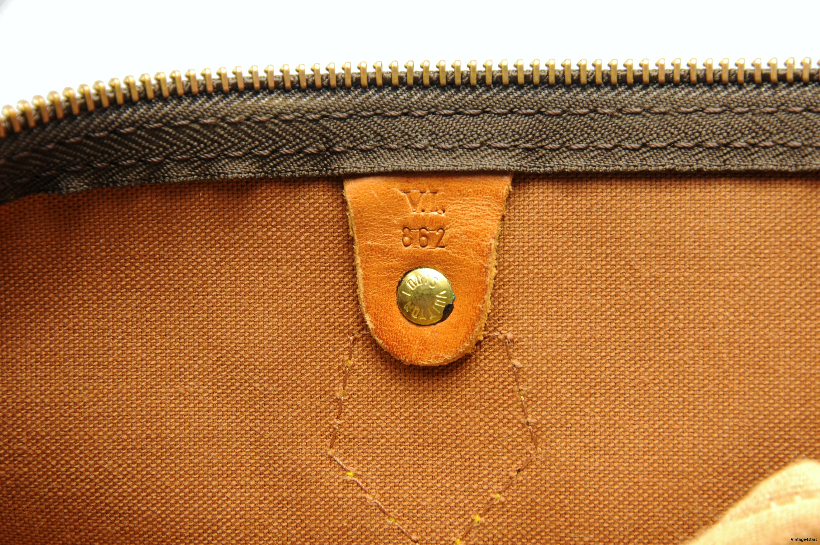 Louis Vuitton Speedy 35 Monogram 12