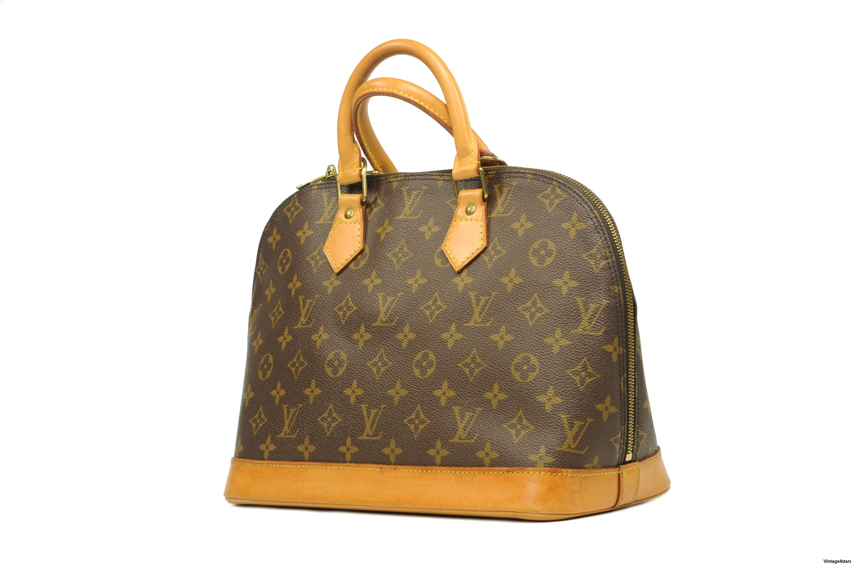 Louis Vuitton Alma Monogram 1