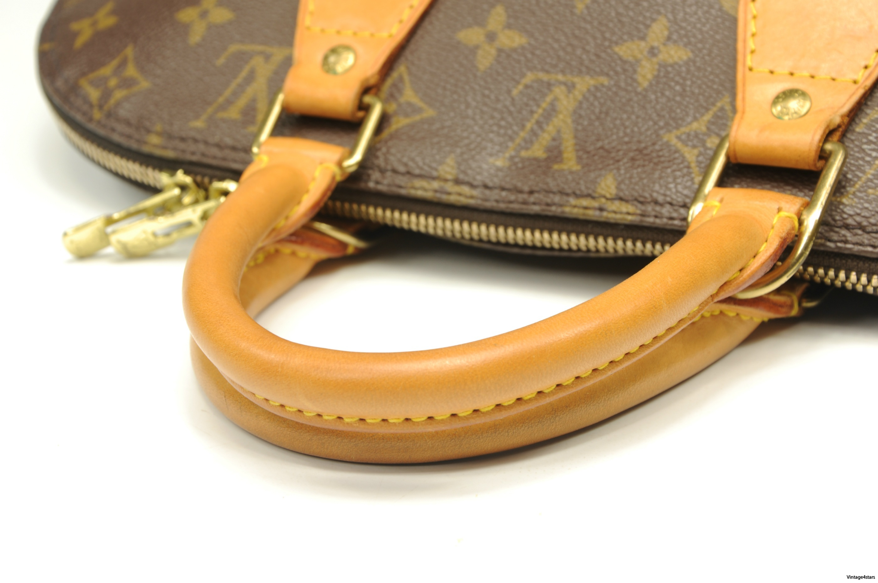 Louis Vuitton Alma Monogram 7