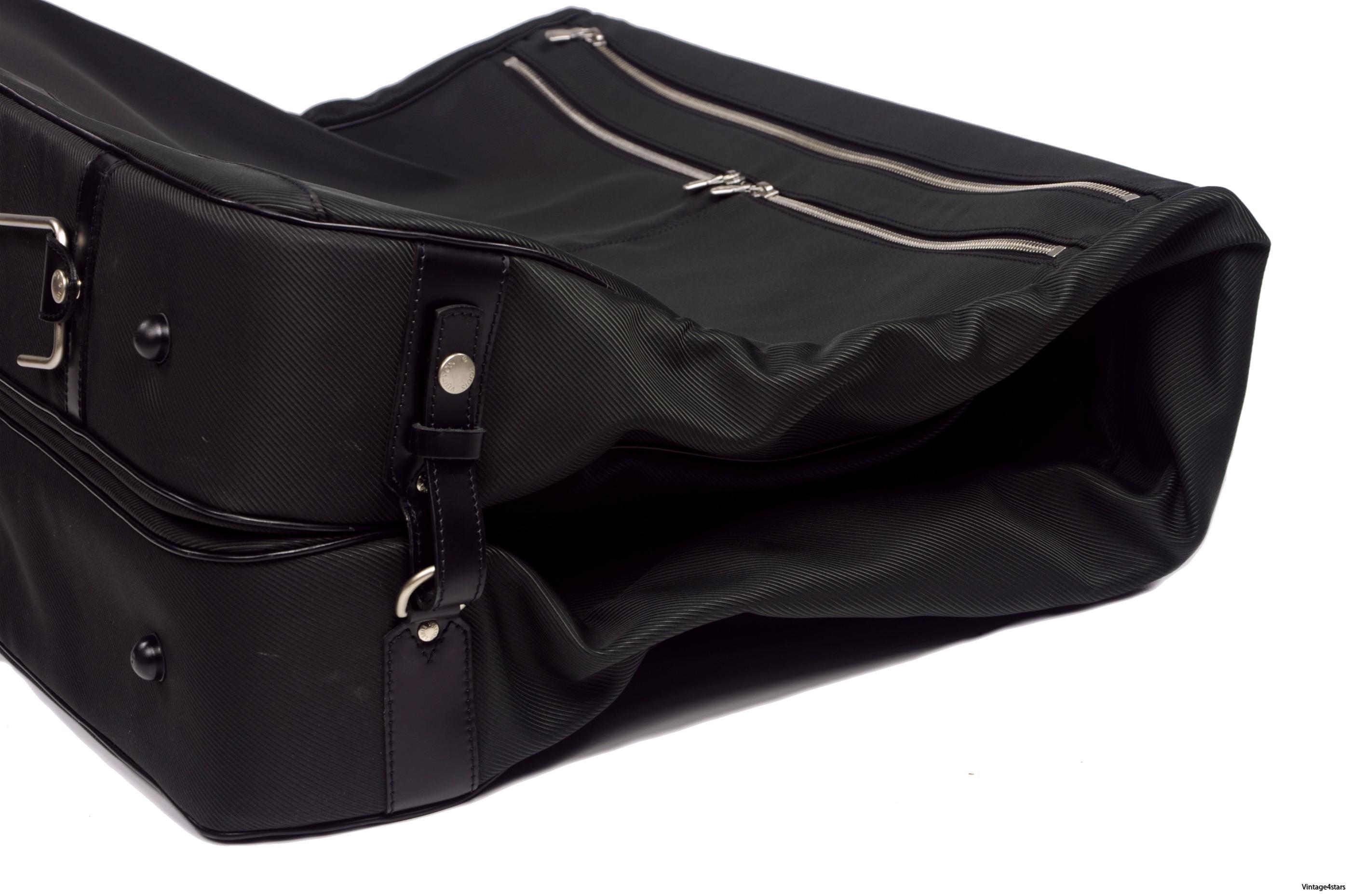 Louis Vuitton Garment 5 Hanger  Taiga Ardoise 2