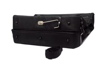 Louis Vuitton Garment 5 Hangers Taiga Ardoise - Louis Vuitton Garment Bag 5 Hangers Taiga Ardoise