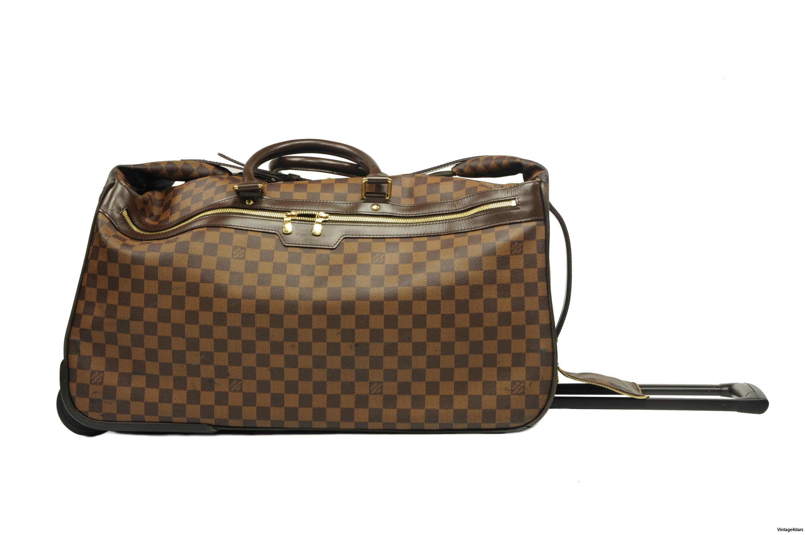 Louis Vuitton Eole 60 Damier Ebene 1