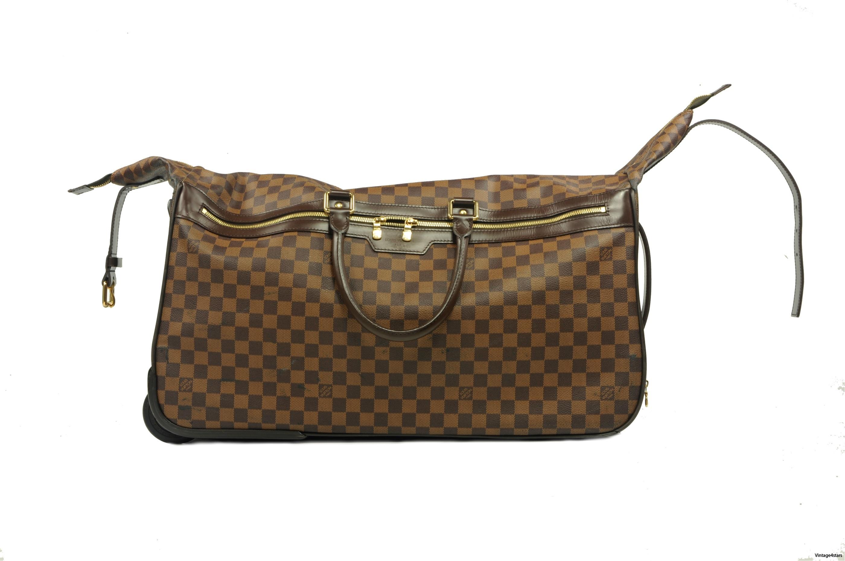 Louis Vuitton Eole 60 Damier Ebene 2