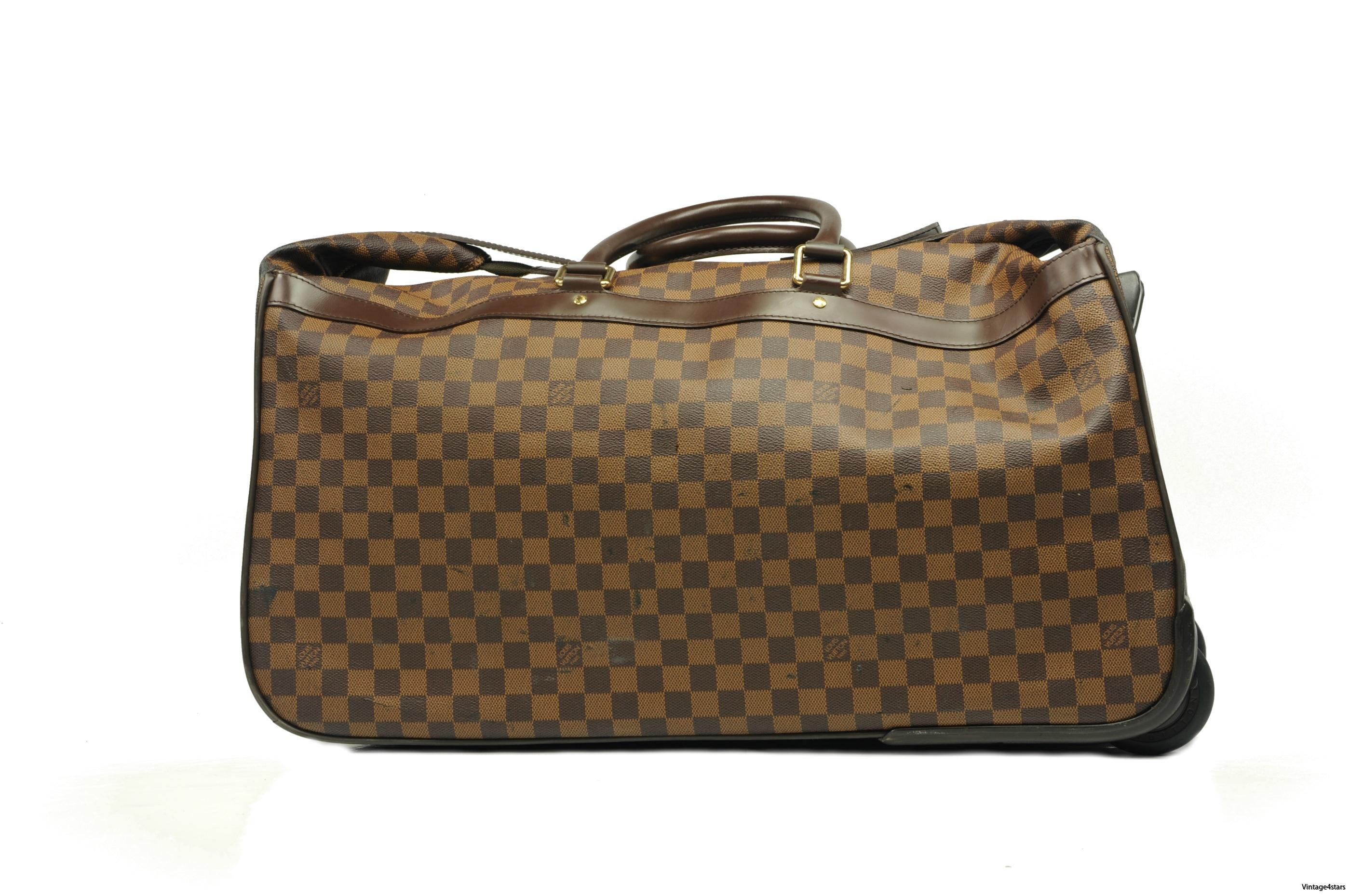Louis Vuitton Eole 60 Damier Ebene 5