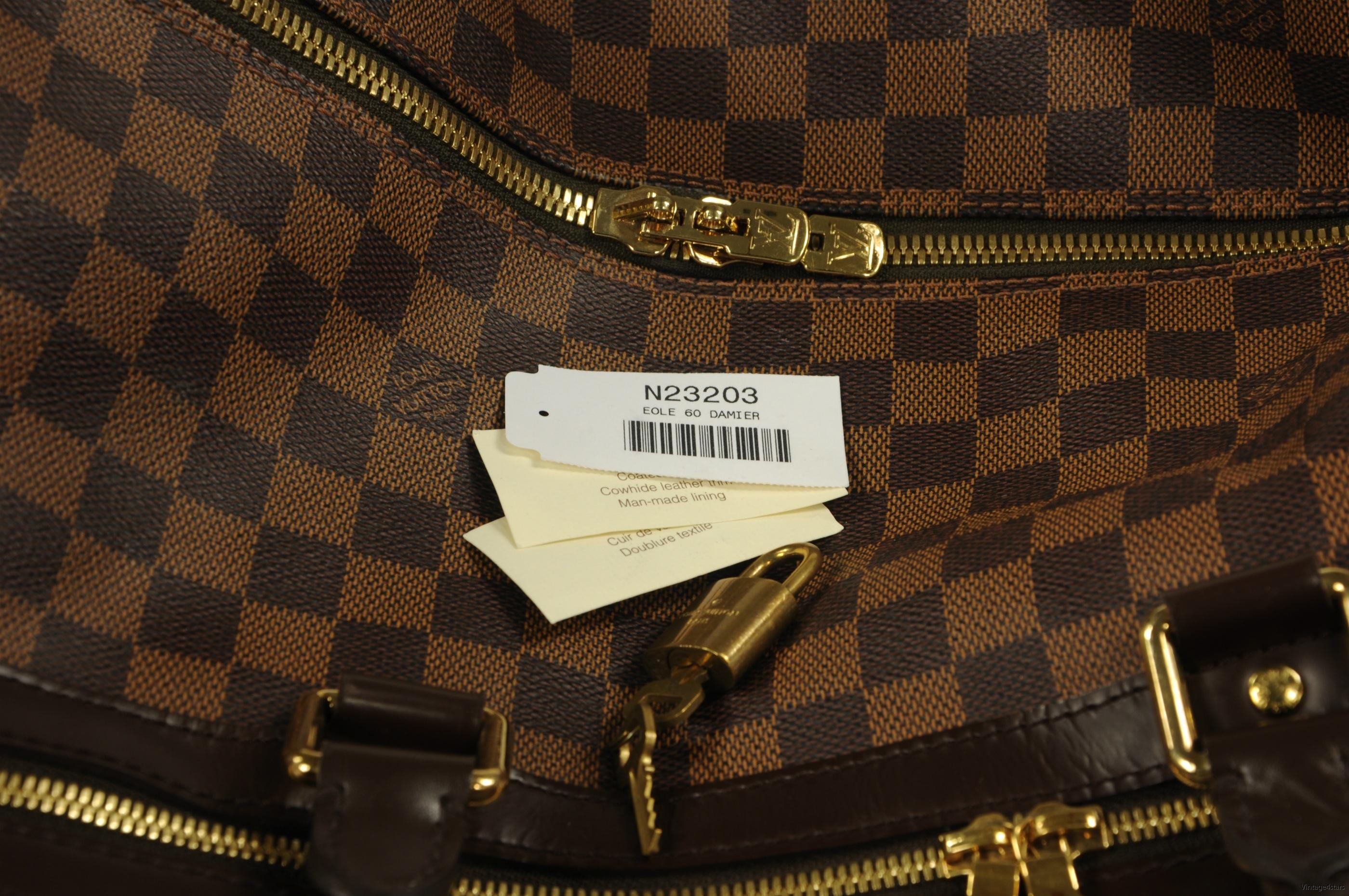 Louis Vuitton Eole 60 Damier Ebene 19