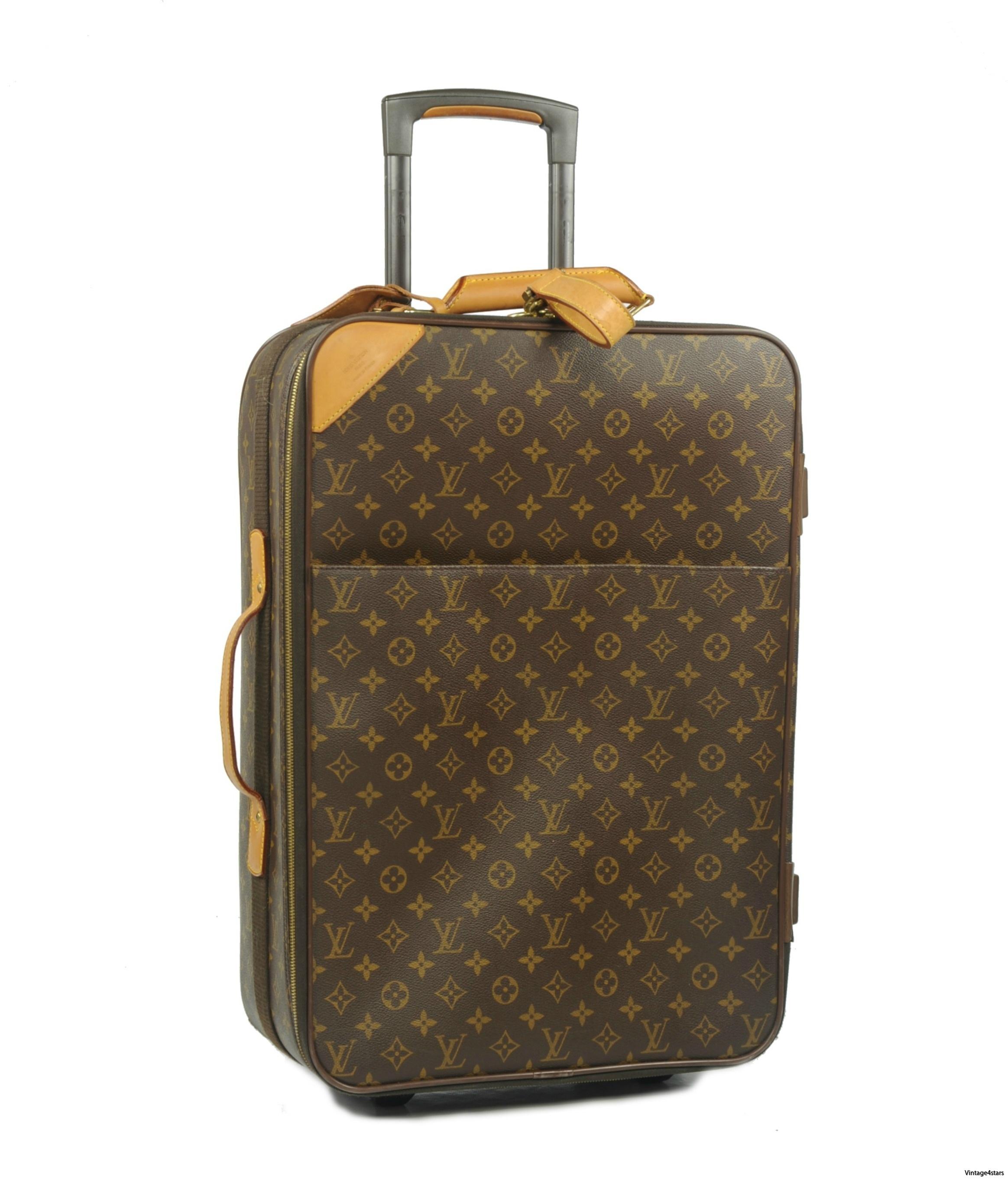 Louis Vuitton Pegase 55 Monogram 12