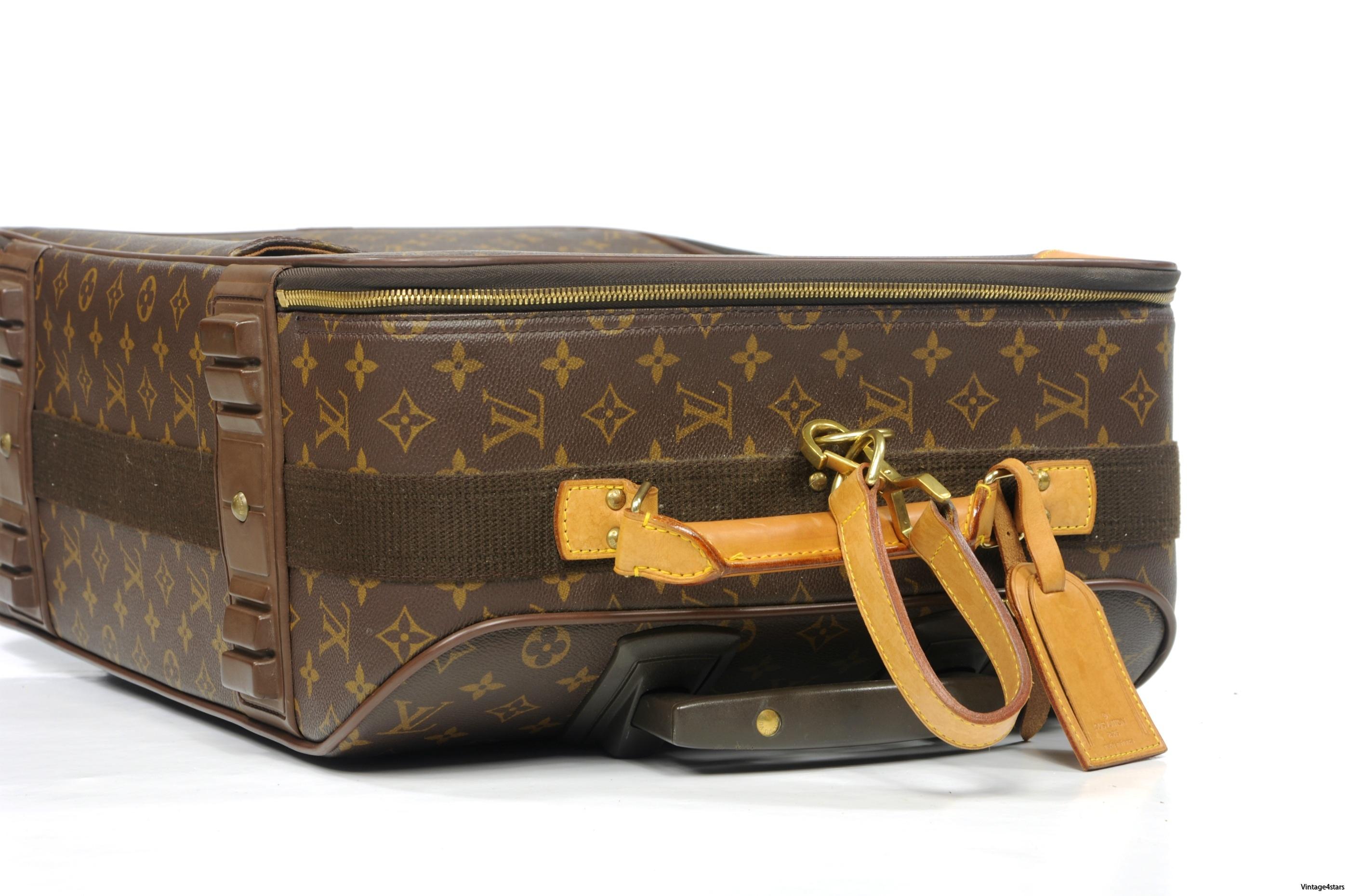 Louis Vuitton Pegase 55 Monogram 2